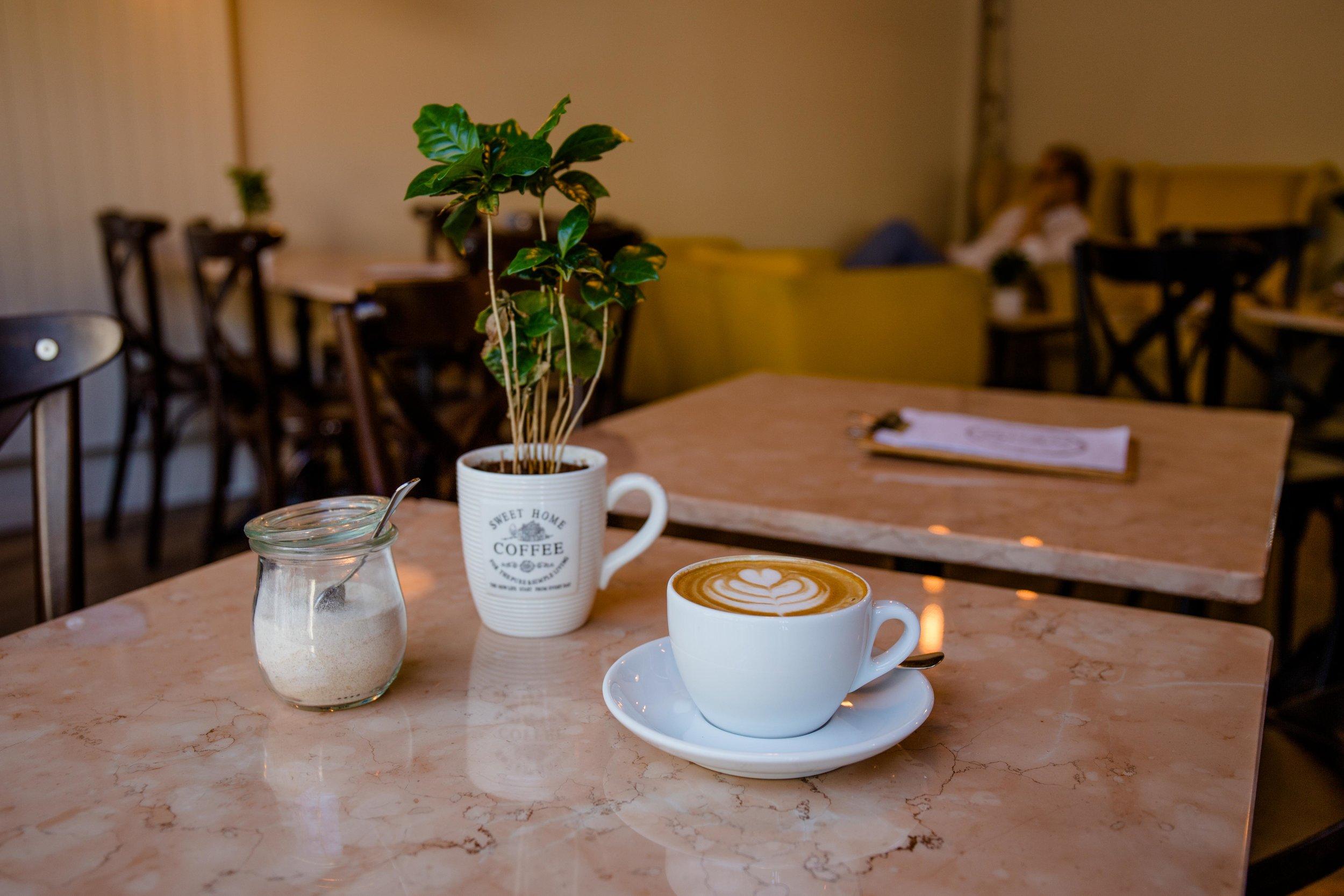 barista specialty coffee shop st. gallen