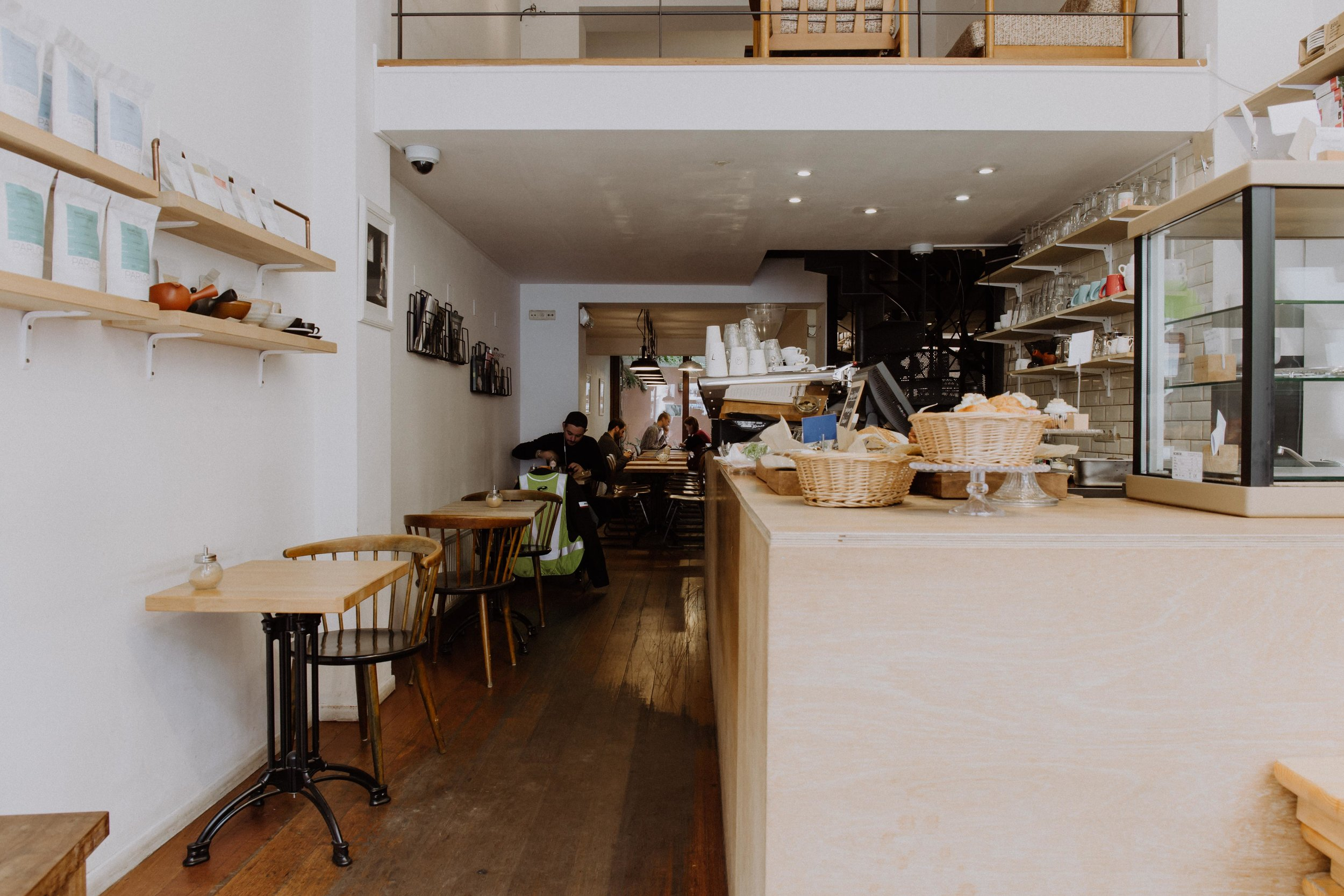parlor specialty coffee brussels