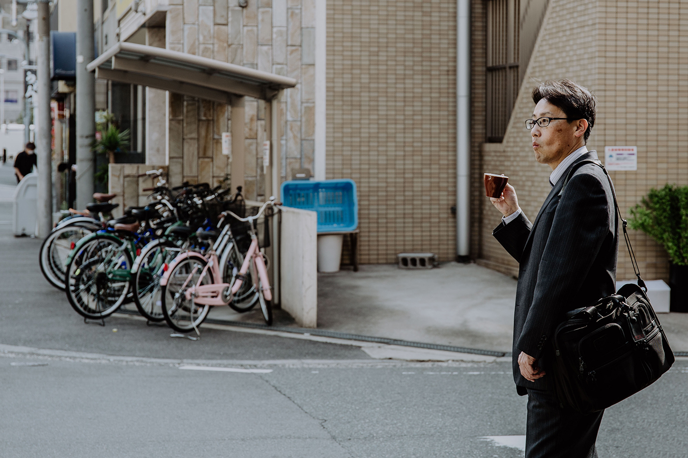japan coffee and travel guide