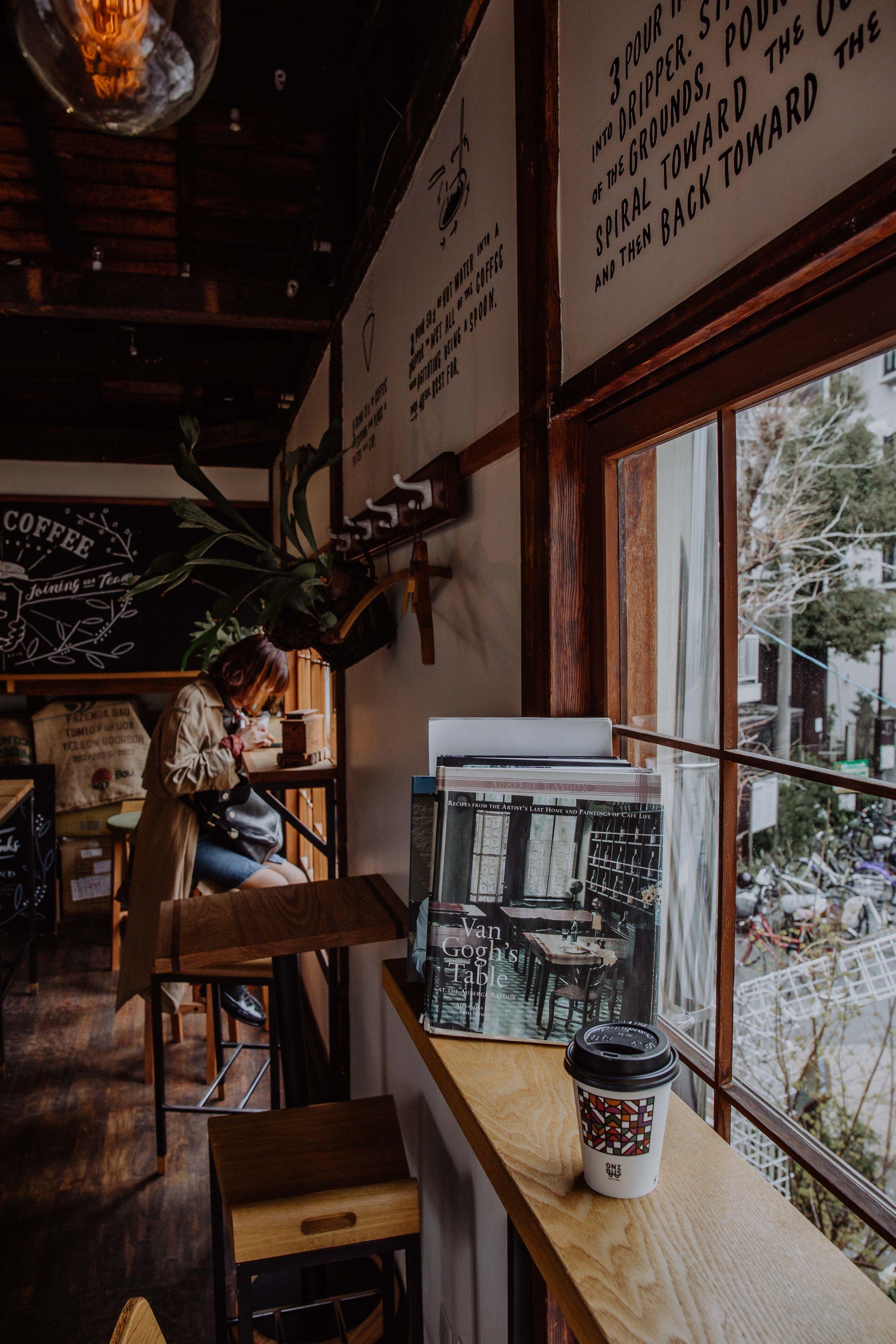 onibus specialty coffee tokyo