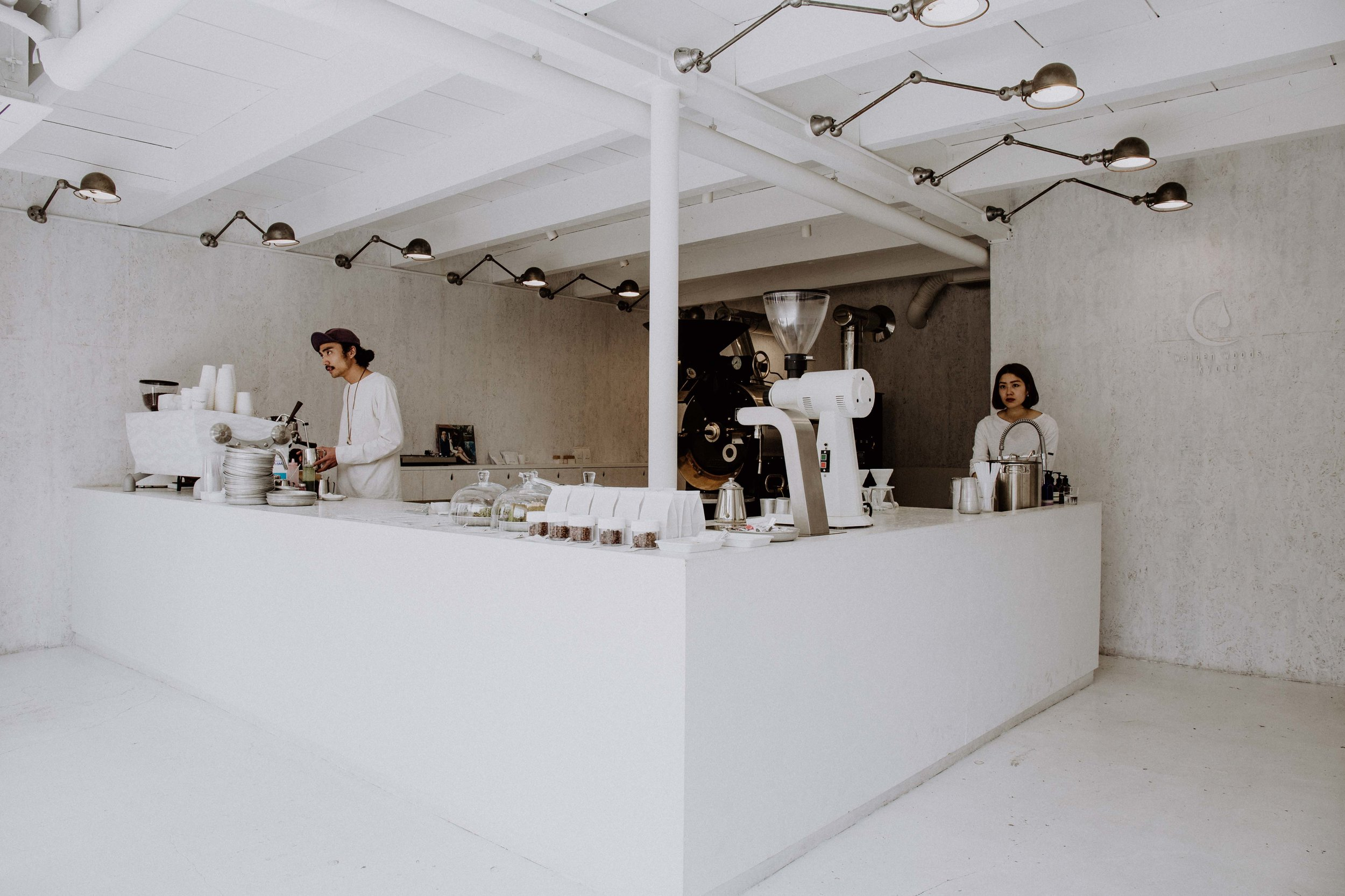 walden woods specialty coffee kyoto