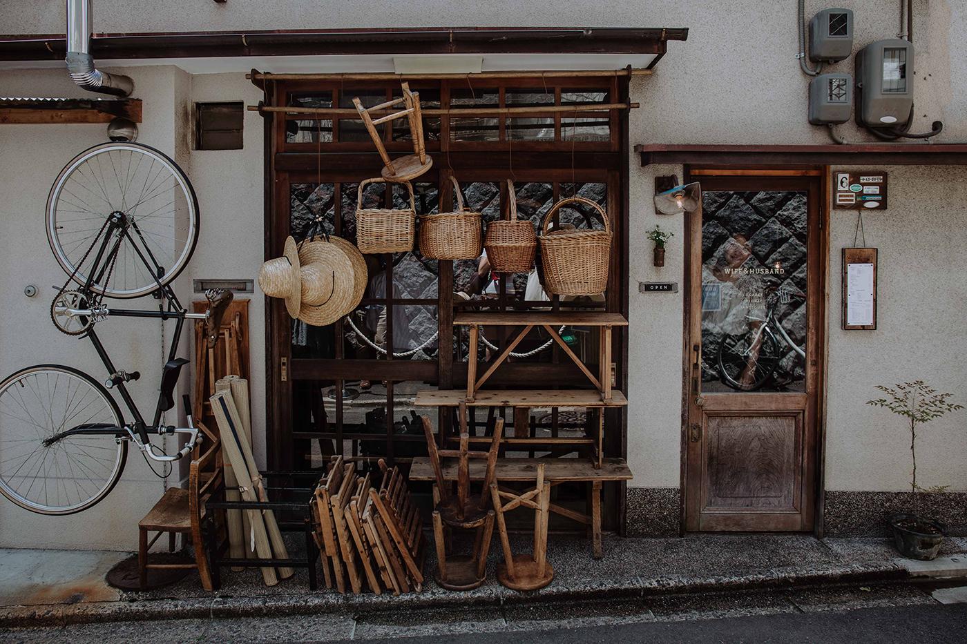 Wife & Husband cafe kyoto