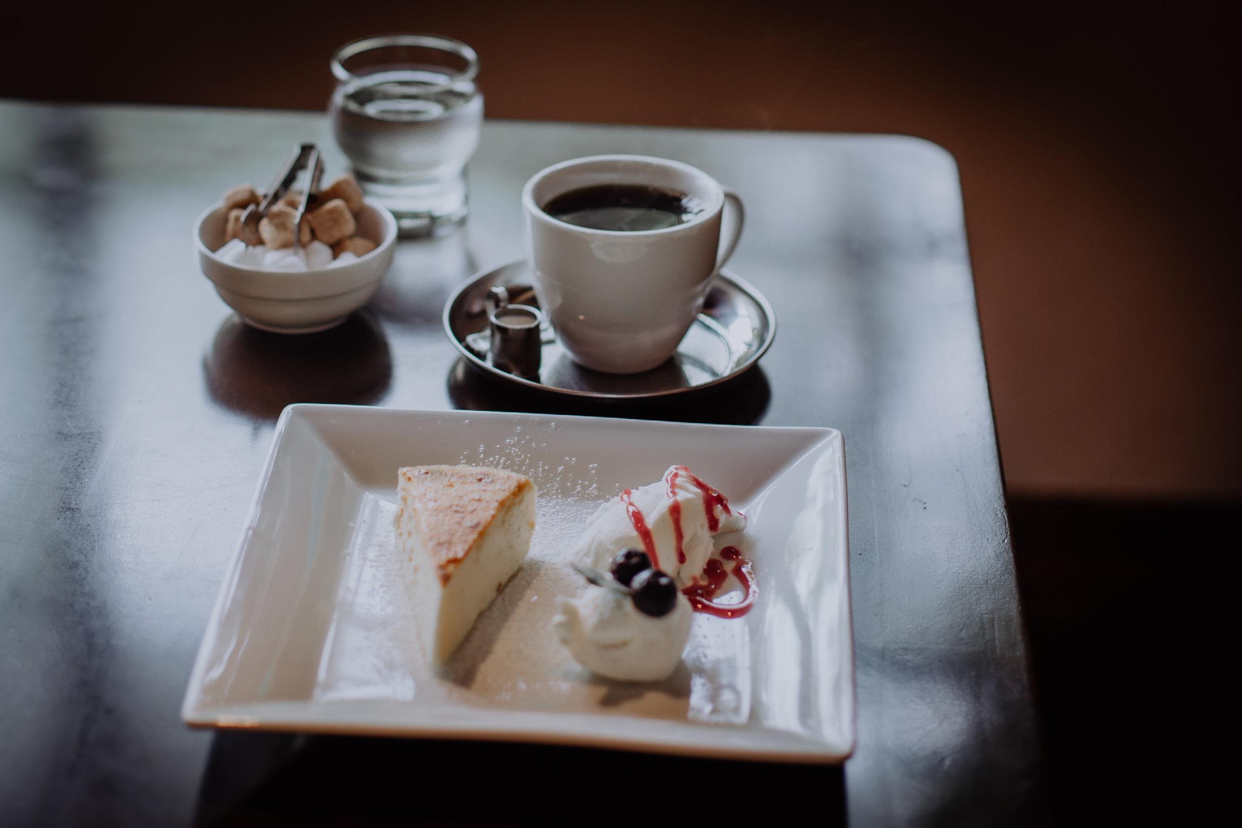 Nikko specialty coffee shop