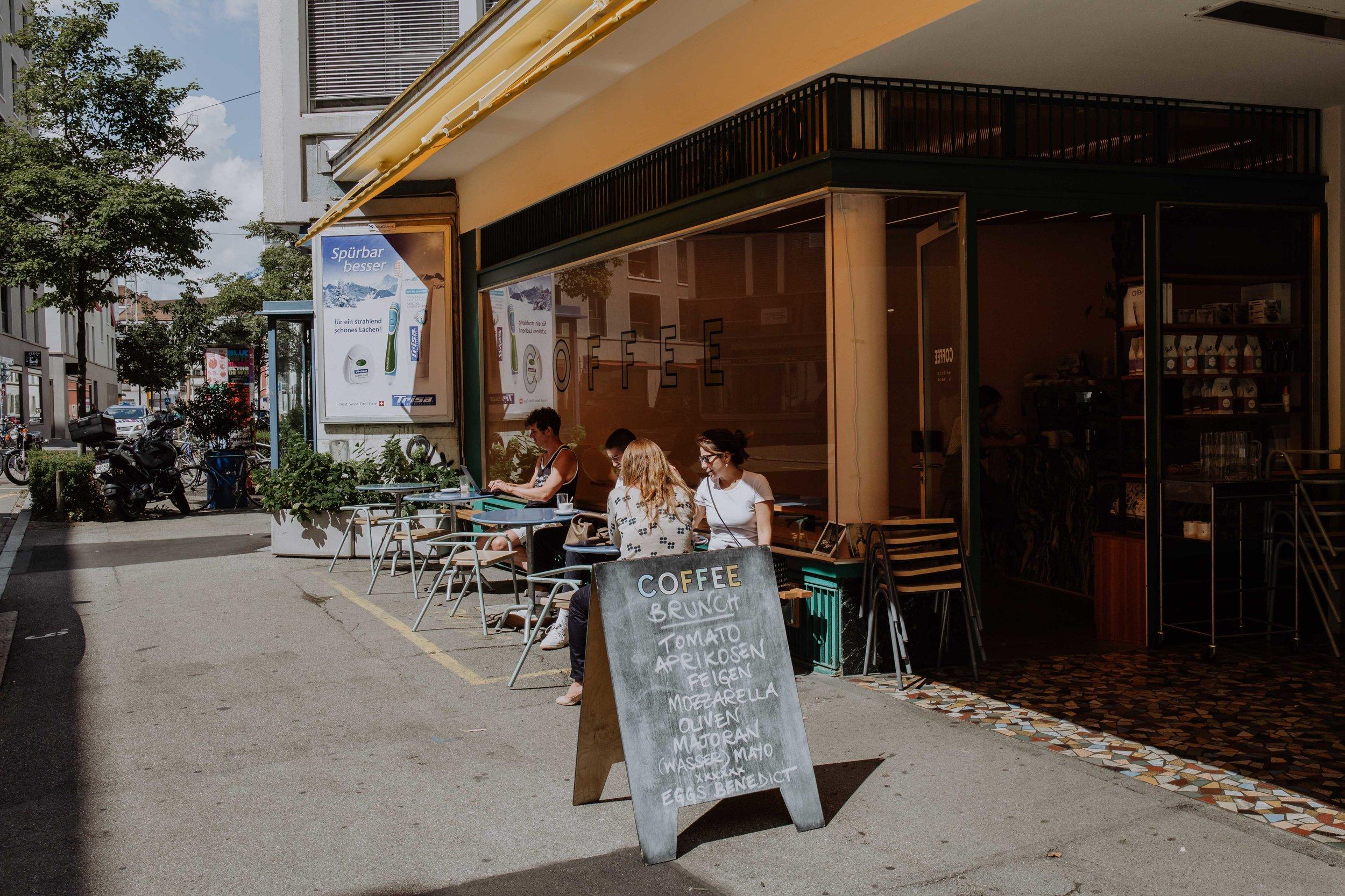 COFFEE café zurich