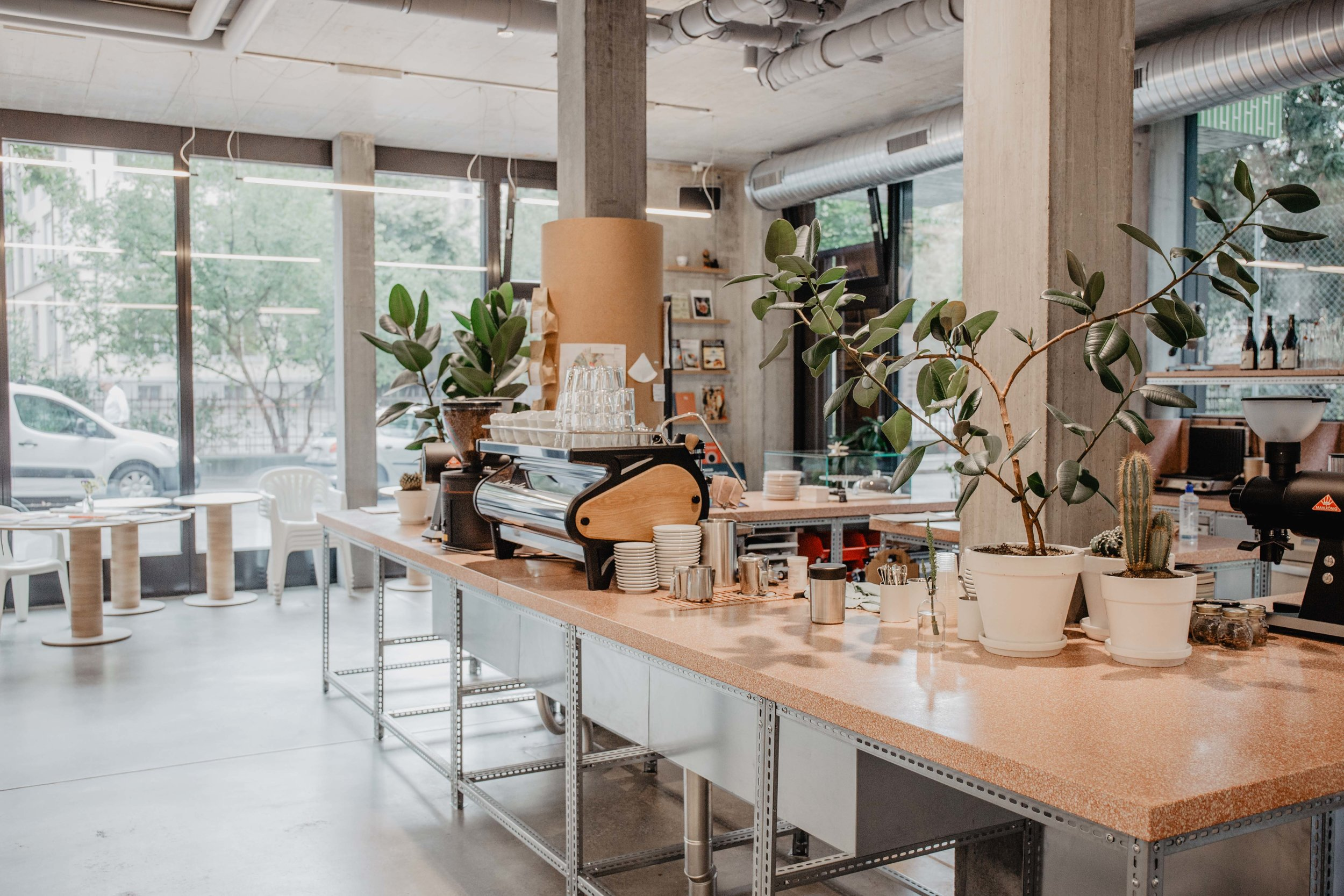miro specialty coffee and roastery zurich