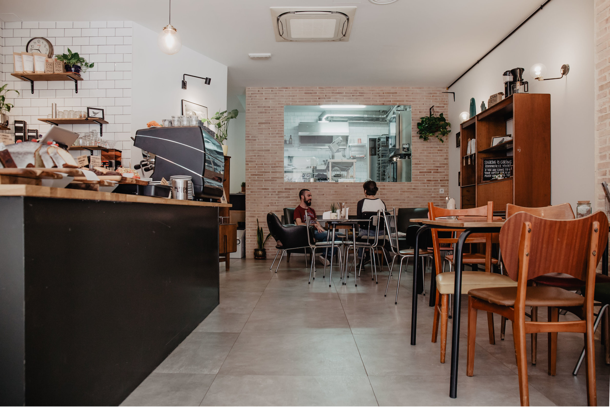 blackbird speiclaty coffee shop valencia