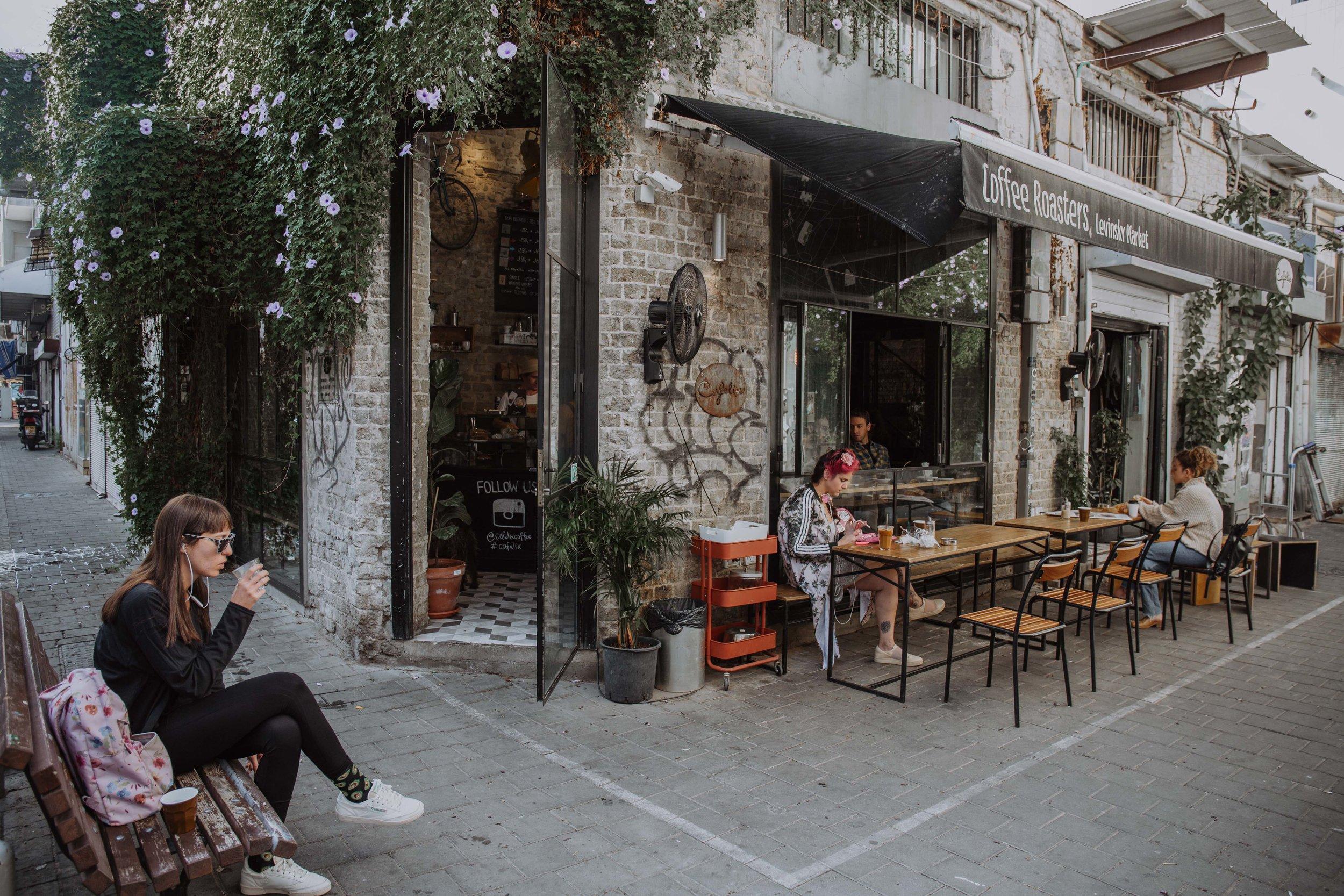Cafelix in Florentin