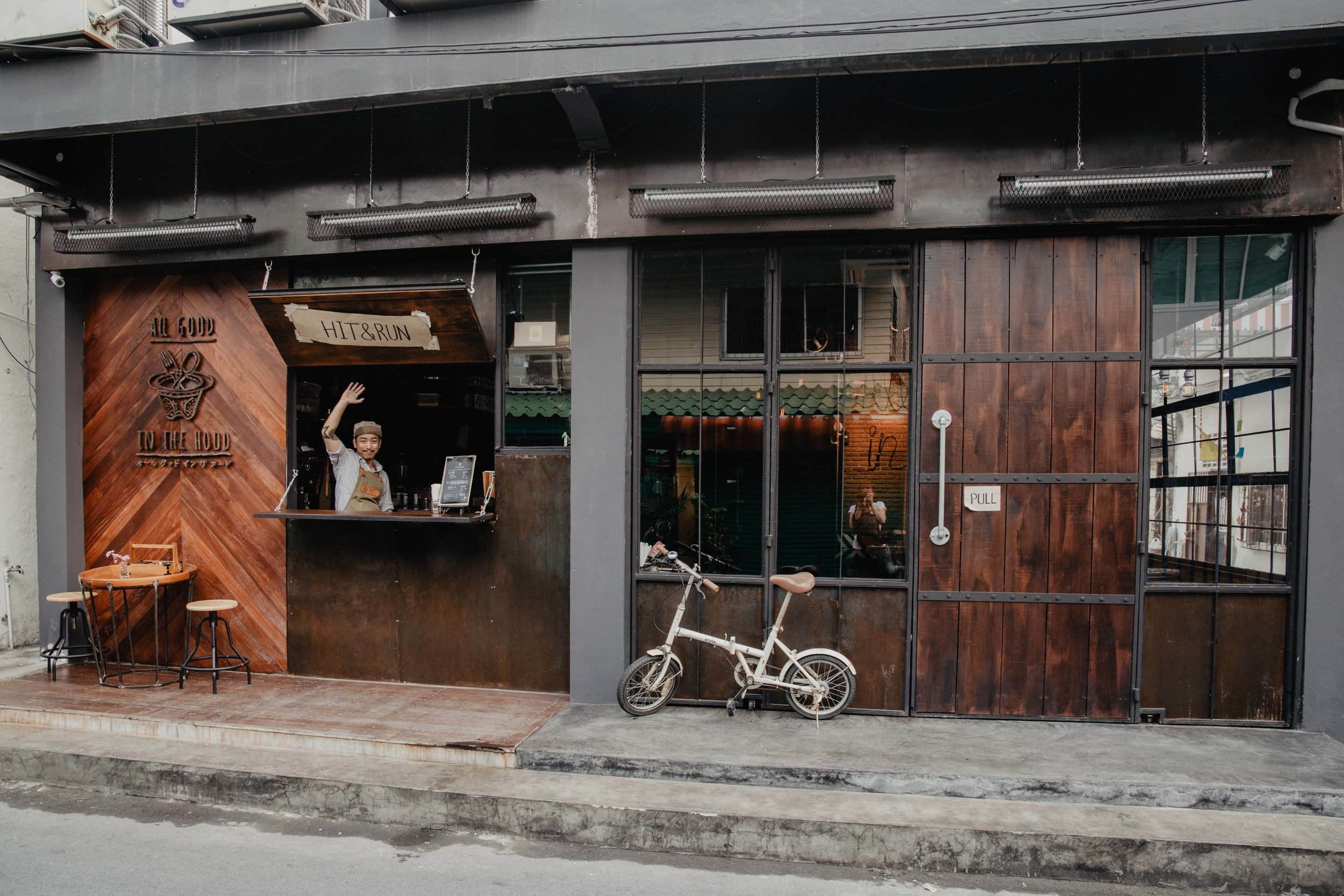 all good in the hood specialty coffee bangkok