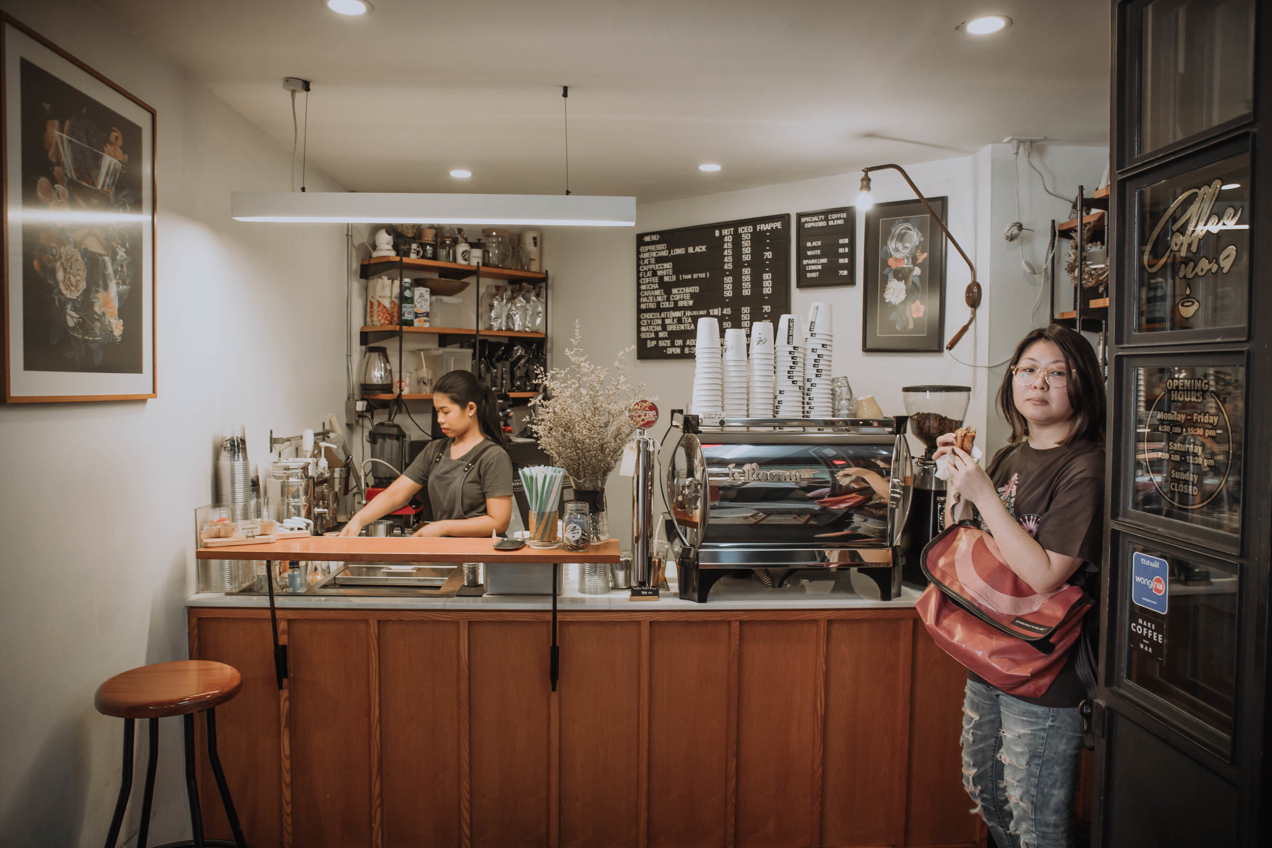 coffee no 9 ari bangkok