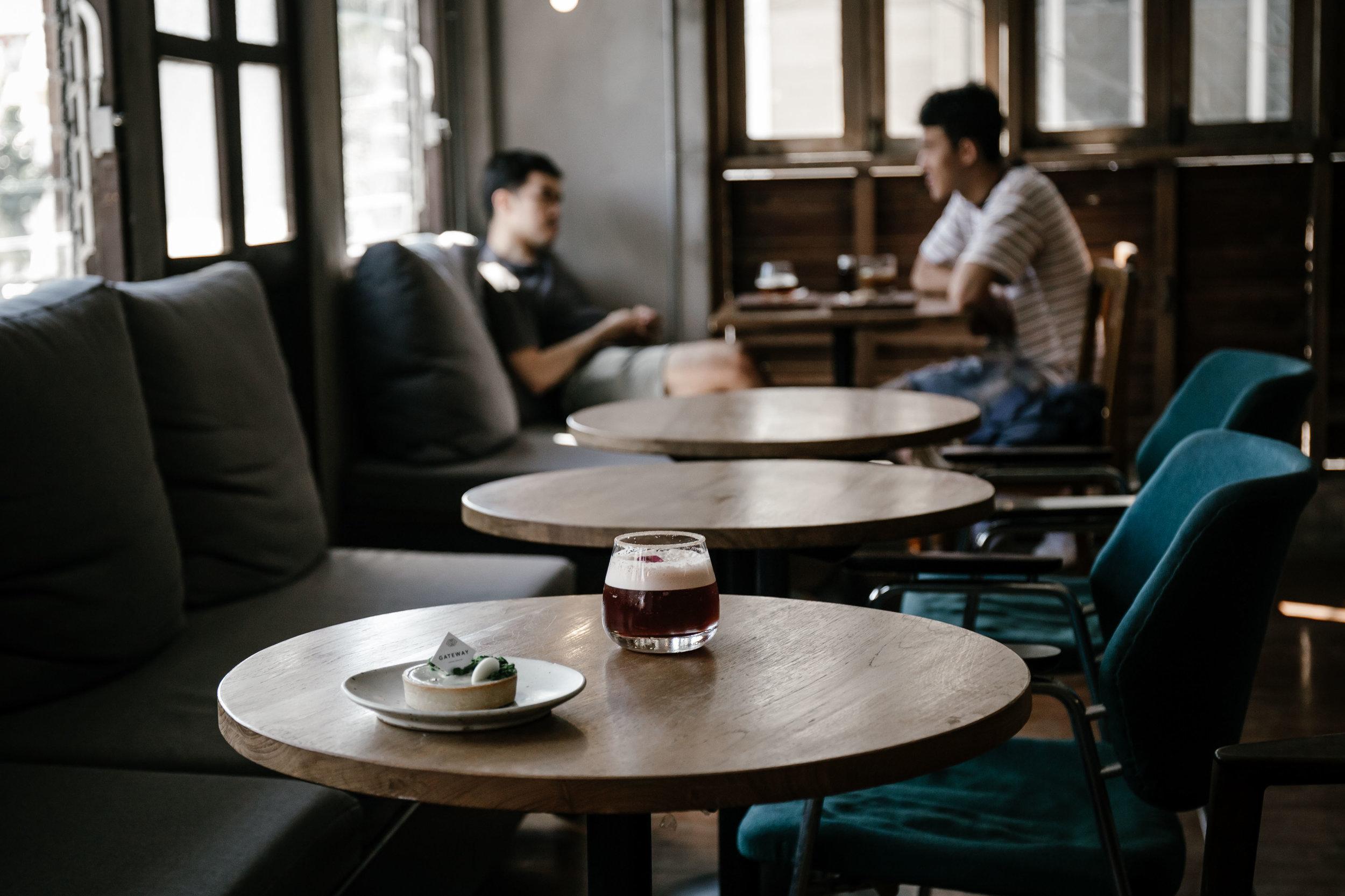 gateway coffee roaster chiang mai