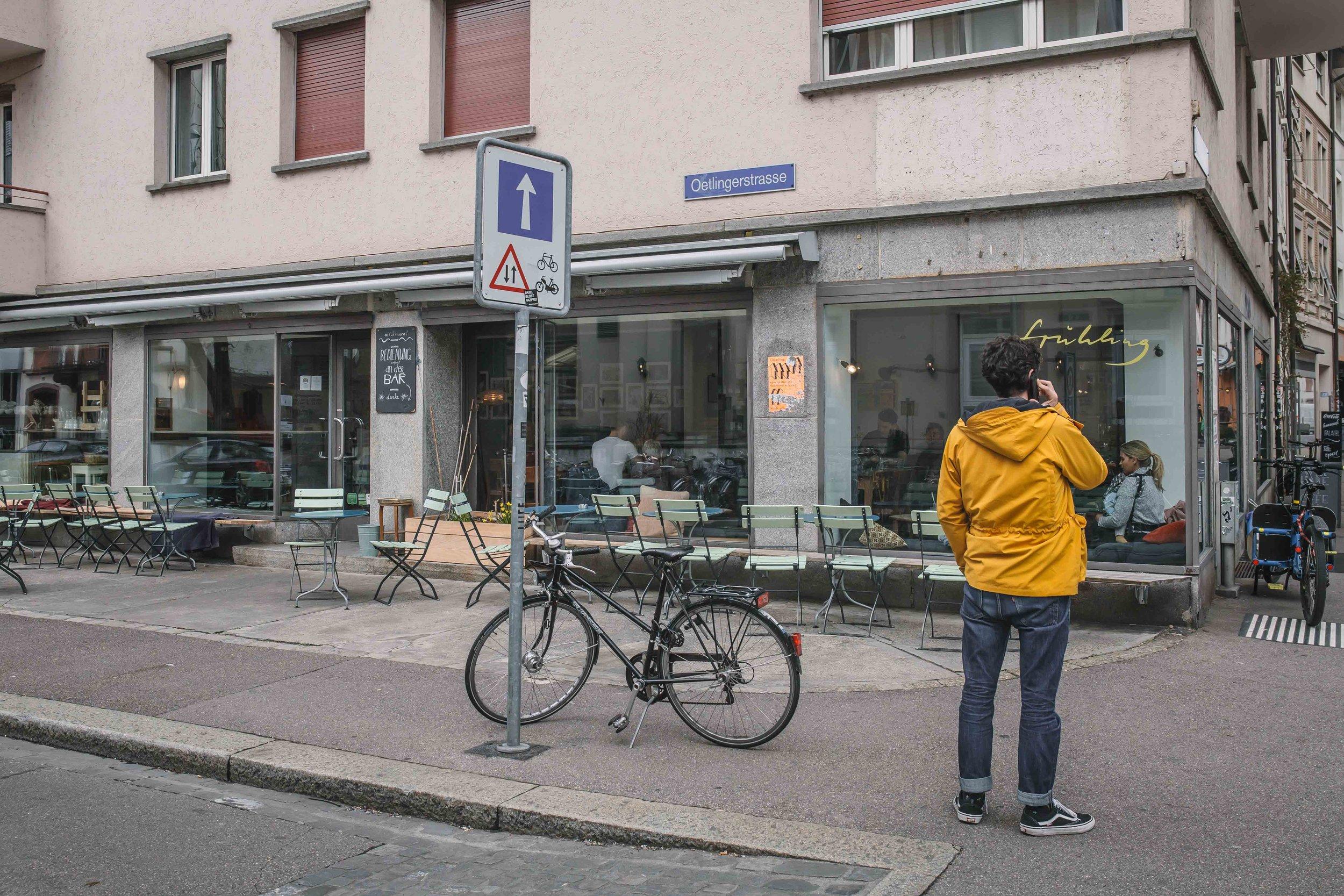 cafe Frühling basel