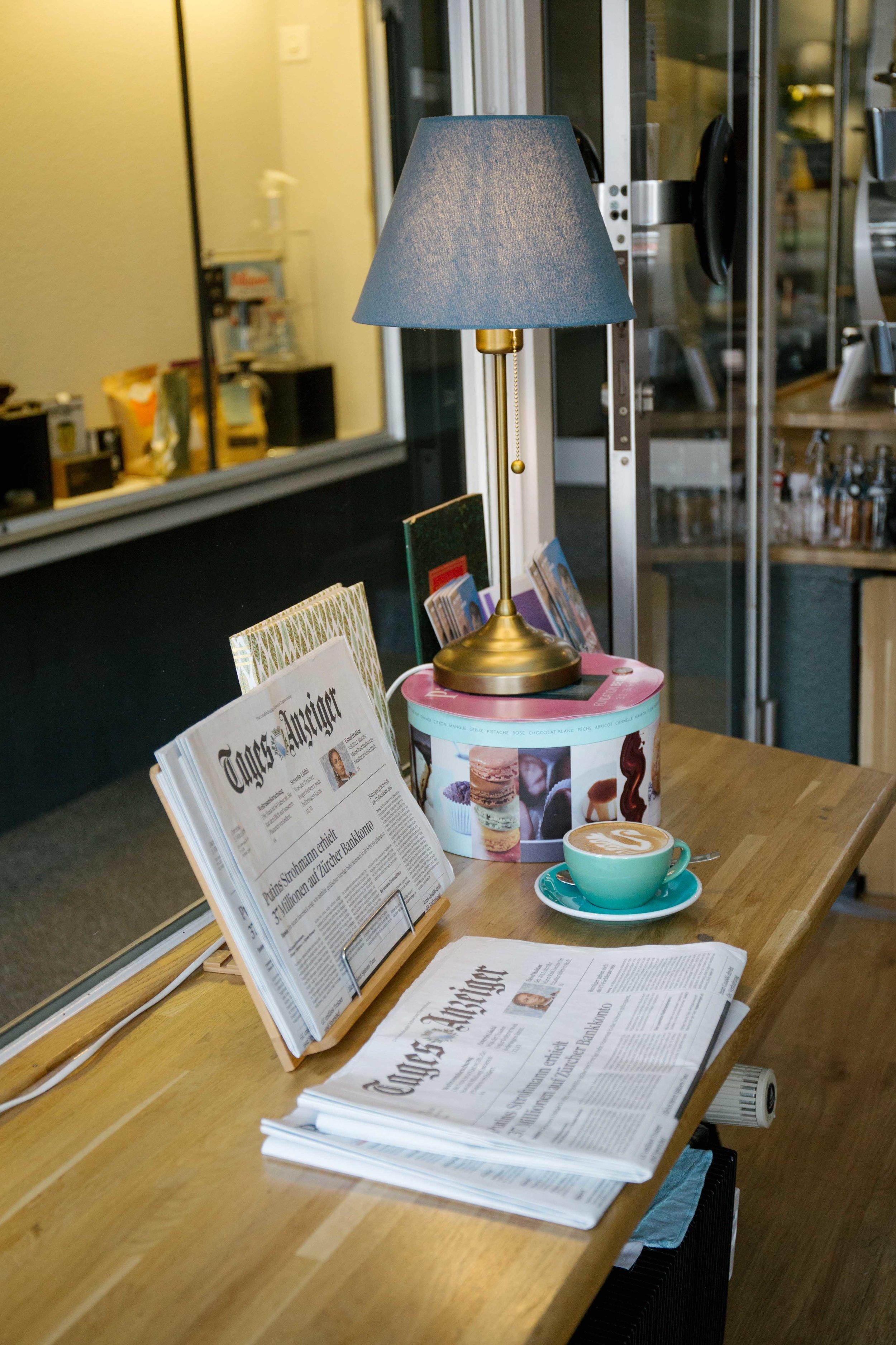 cafe vonlanthen Basel