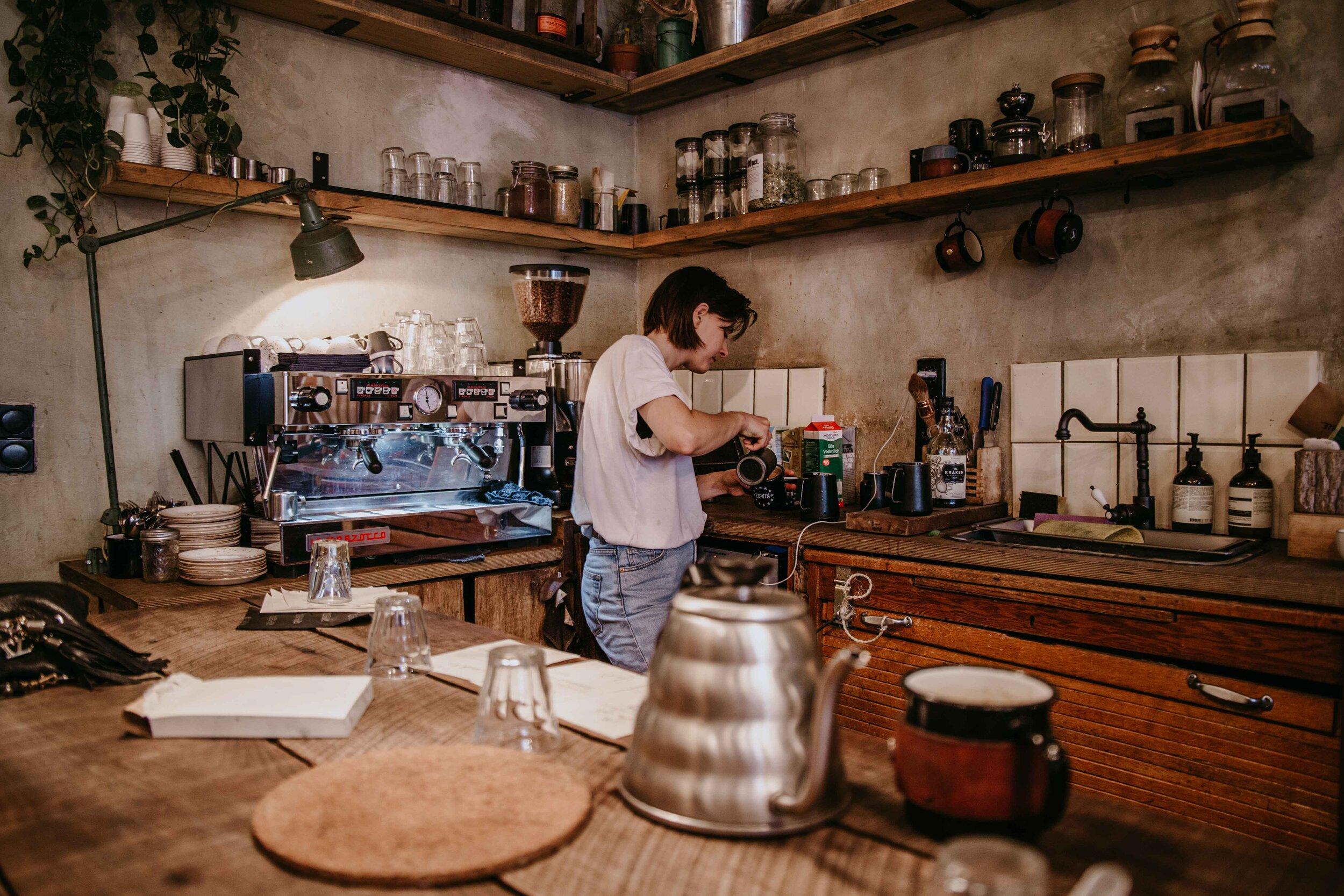roamers cafe Berlin