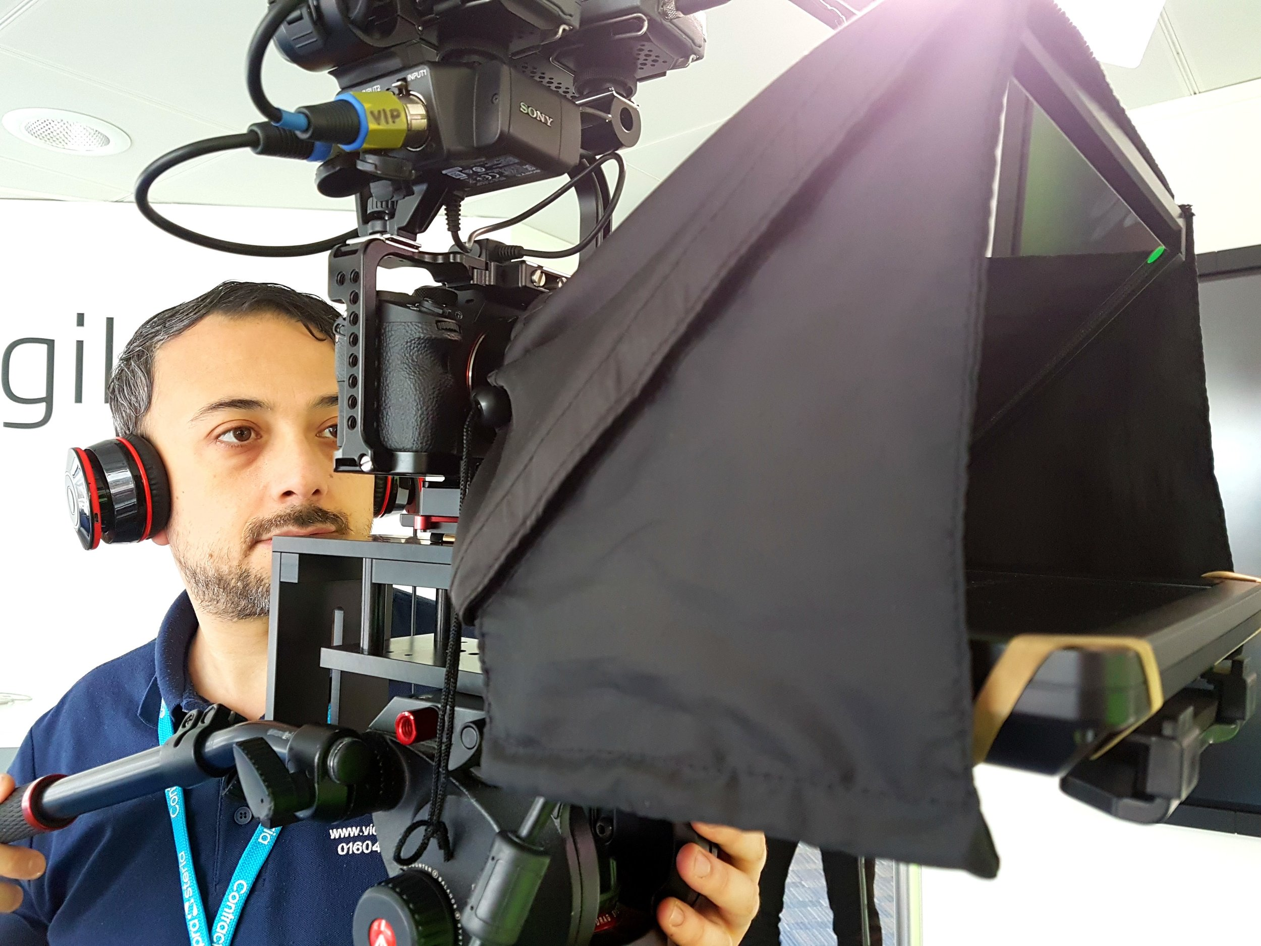 Film Production - Our production team offer project management from your initial vision to the delivery of your media.We will assist, guide and advise through every step of the production process. This includes concept, music selection, voice-overs and editing.