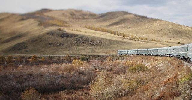October 2006 #transsiberianrailway #mongolia