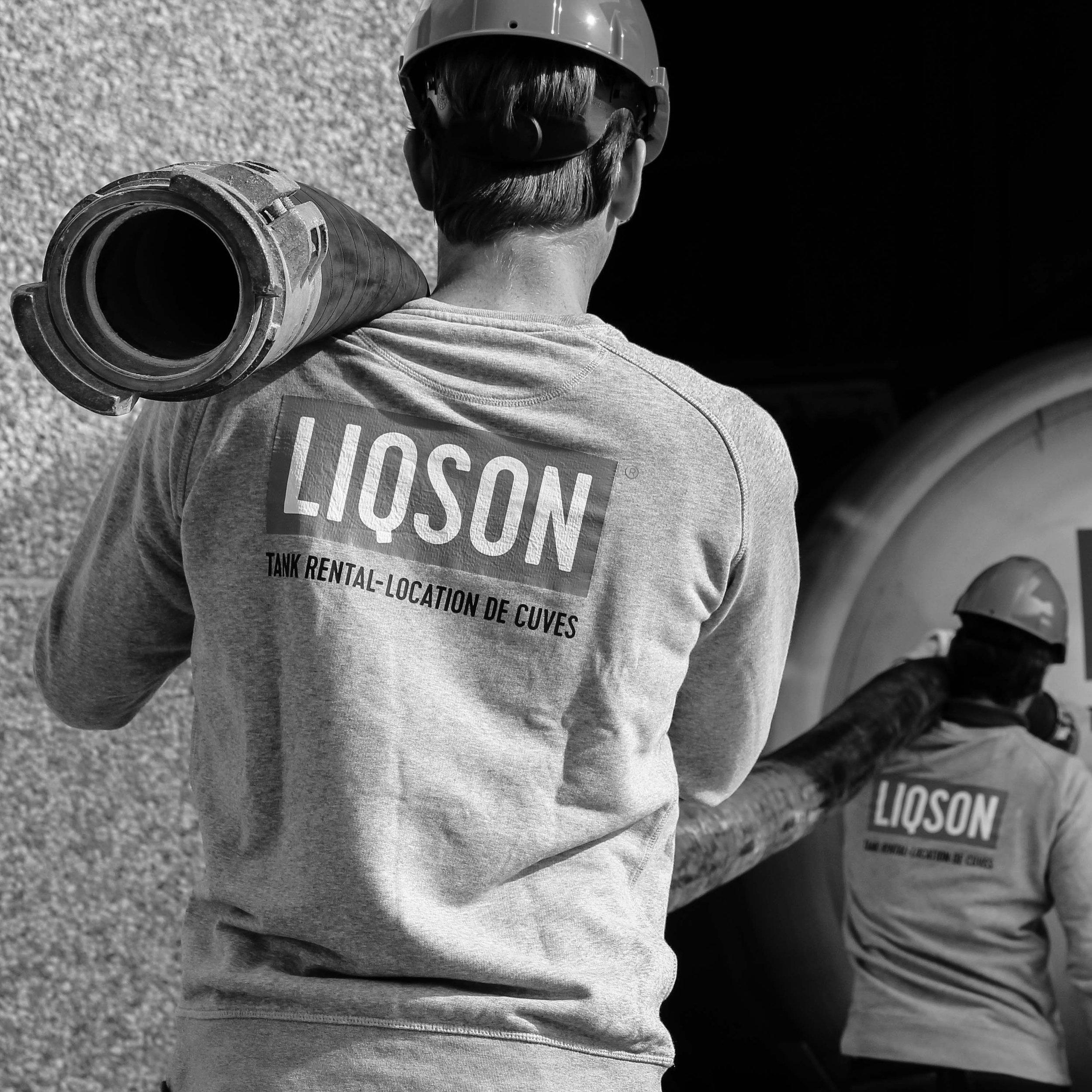 LIQSON 24/7 Tanks beschikbaar