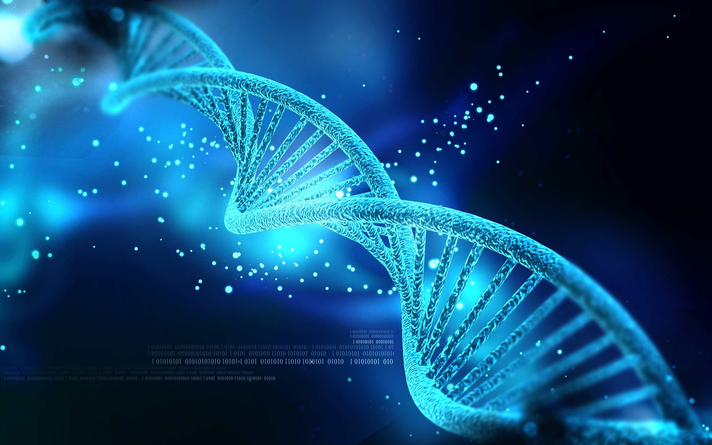 DNA connects every living thing on Earth