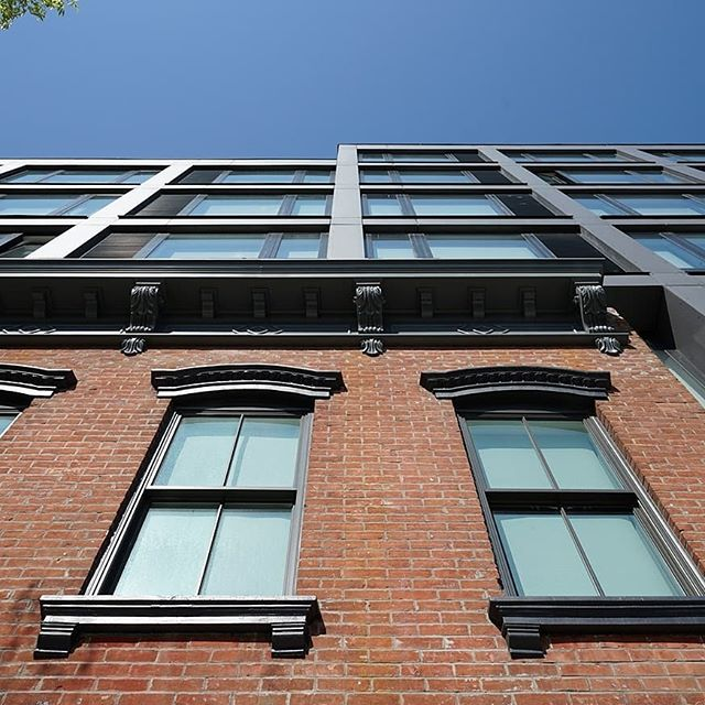 100 Steuben Street  We are proud to be named a  2019 Building Brooklyn Awards winner in the Mid-Rise Residential category. Please check out more project information on ArchDaily: https://www.archdaily.com/920371/100-steuben-street-ab-architekten