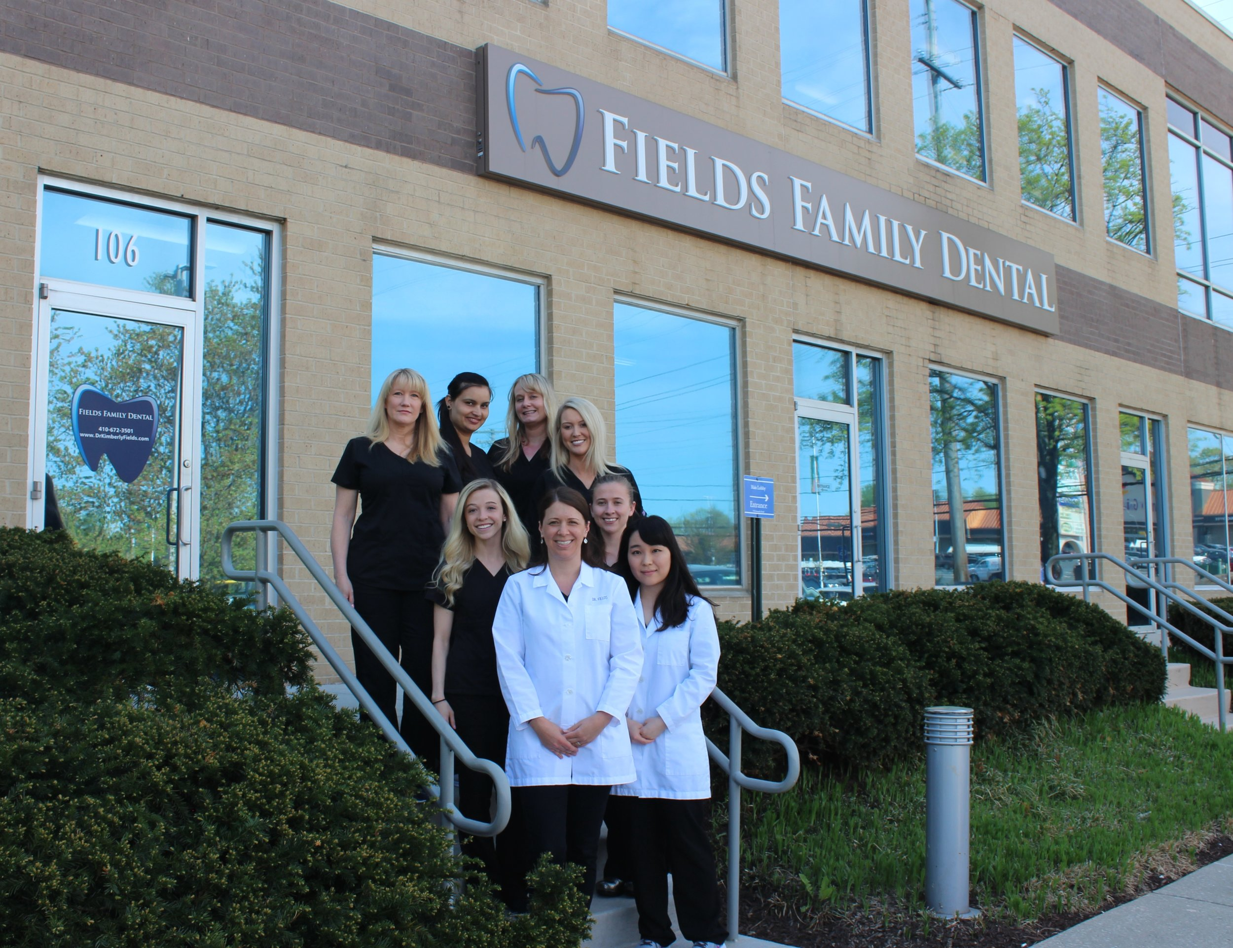 Fields Family Dental Team