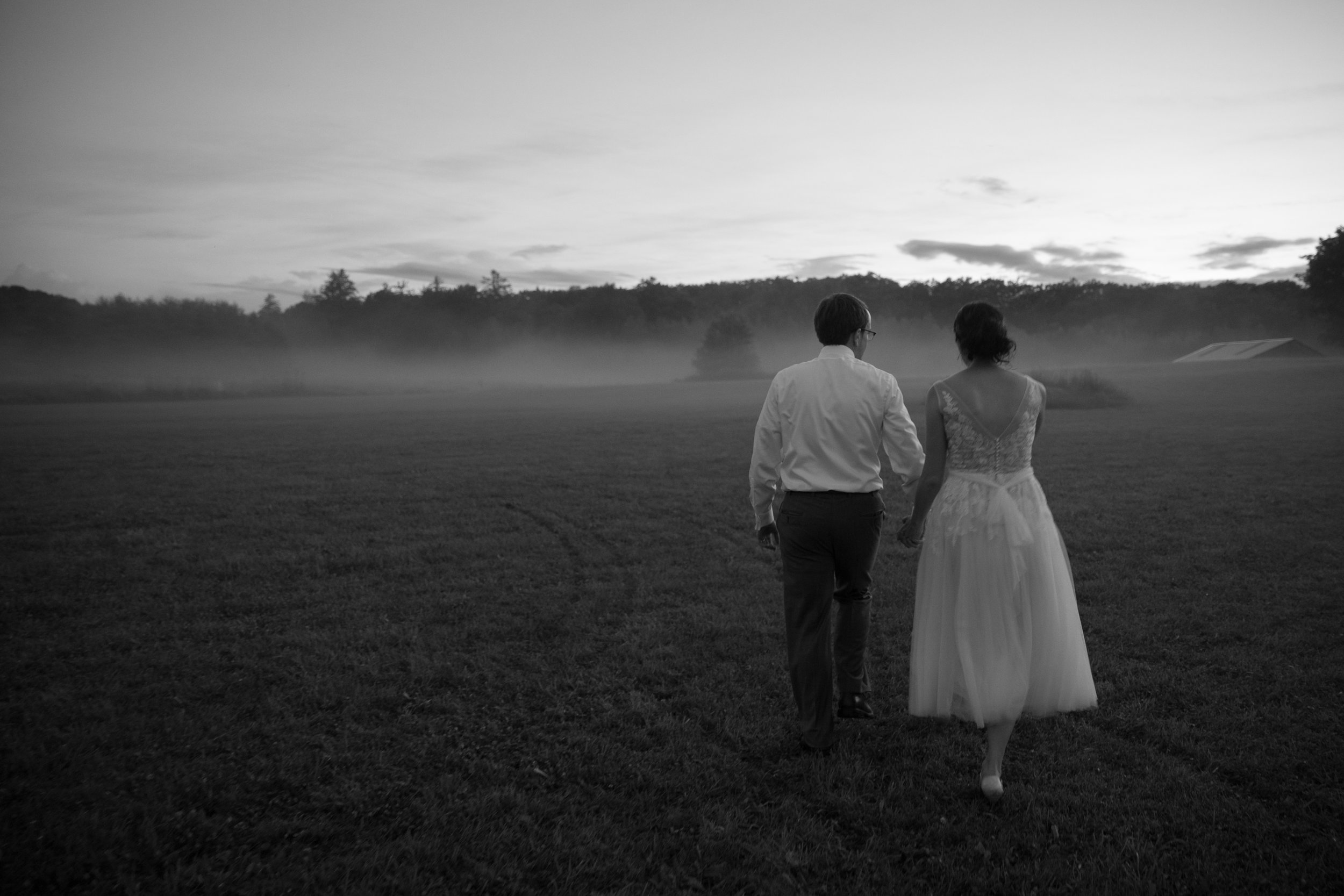 EMMA & COLIN - ST. ALPHONSUS CHURCH: PITTSFORD, VT / PRIVATE RESIDENCE: PITTSFORD, VT