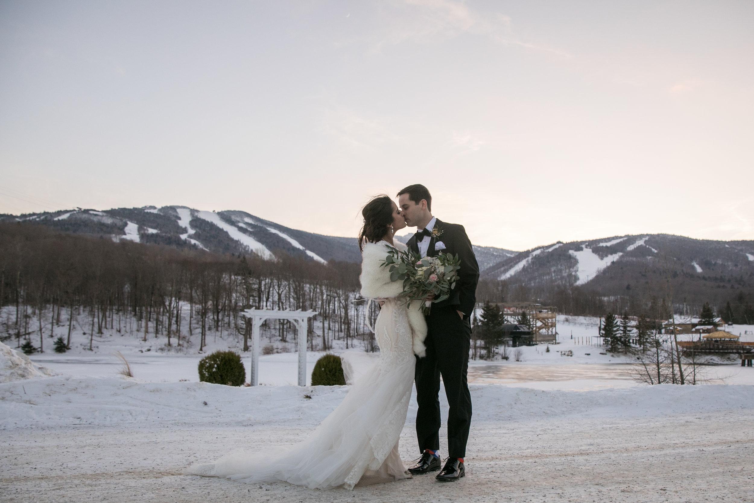 Thais & Tim - January 20, 2018 @  Killington Grand Resort Hotel  - Killington, Vermont