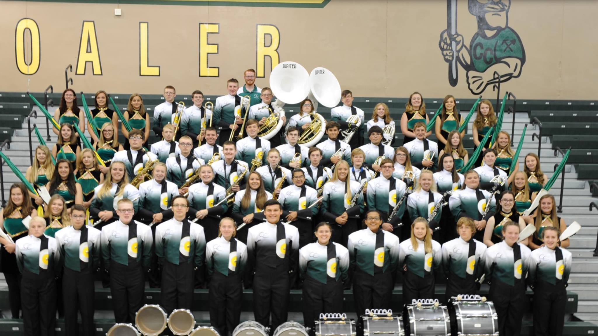 2017 Marching Coalers
