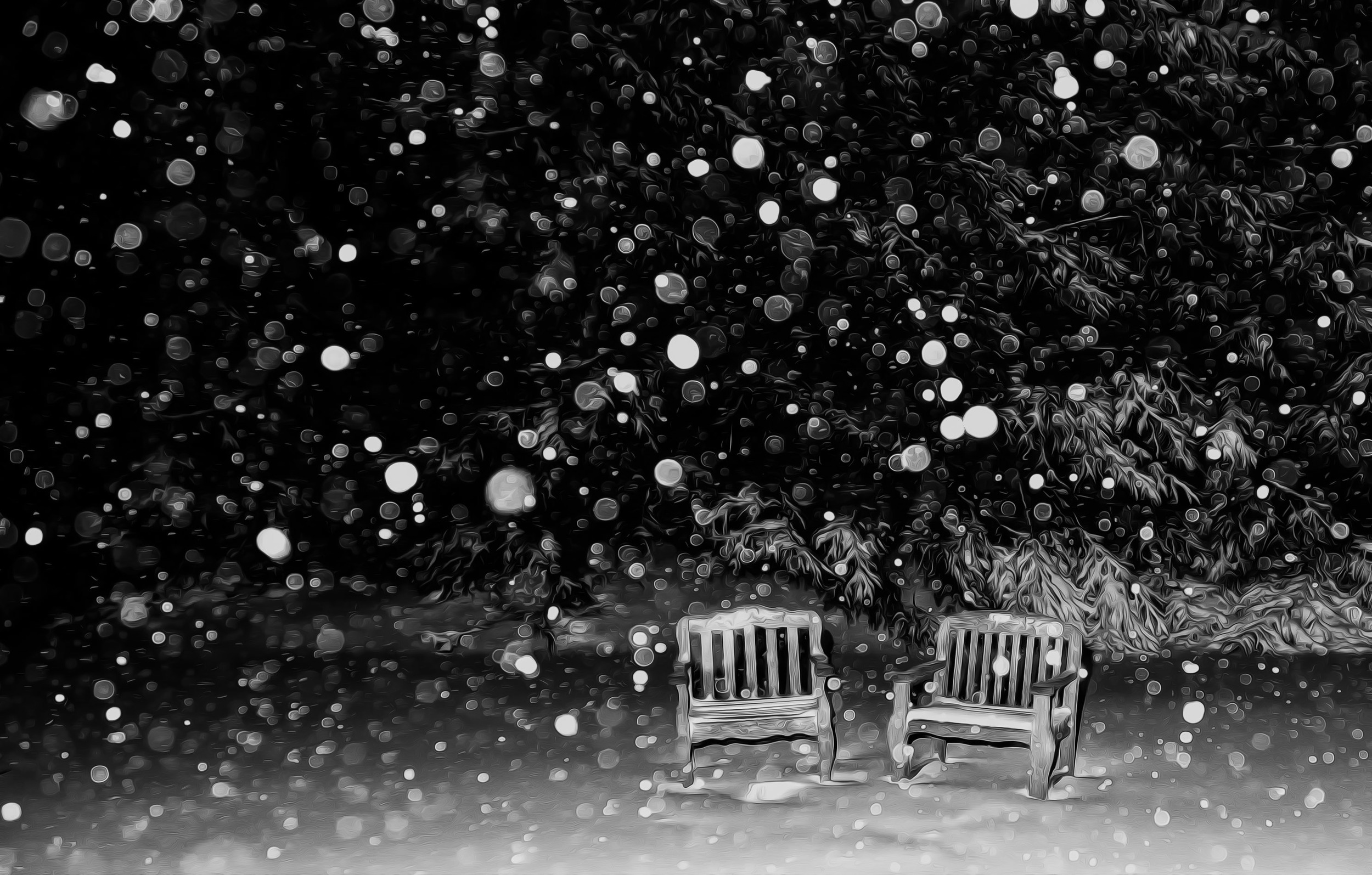Winter Chairs 1129