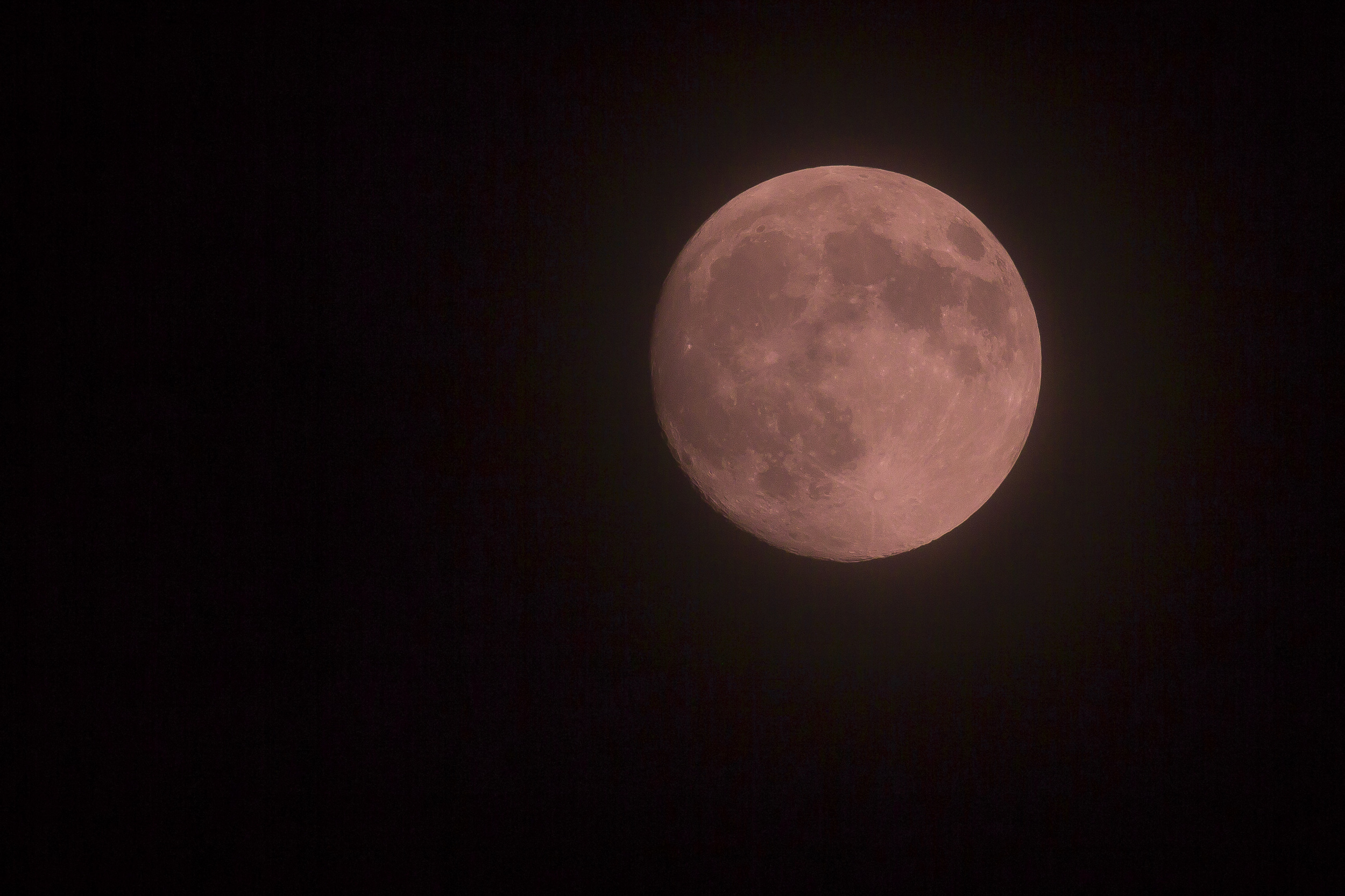 Super Moon Eclipse 1122