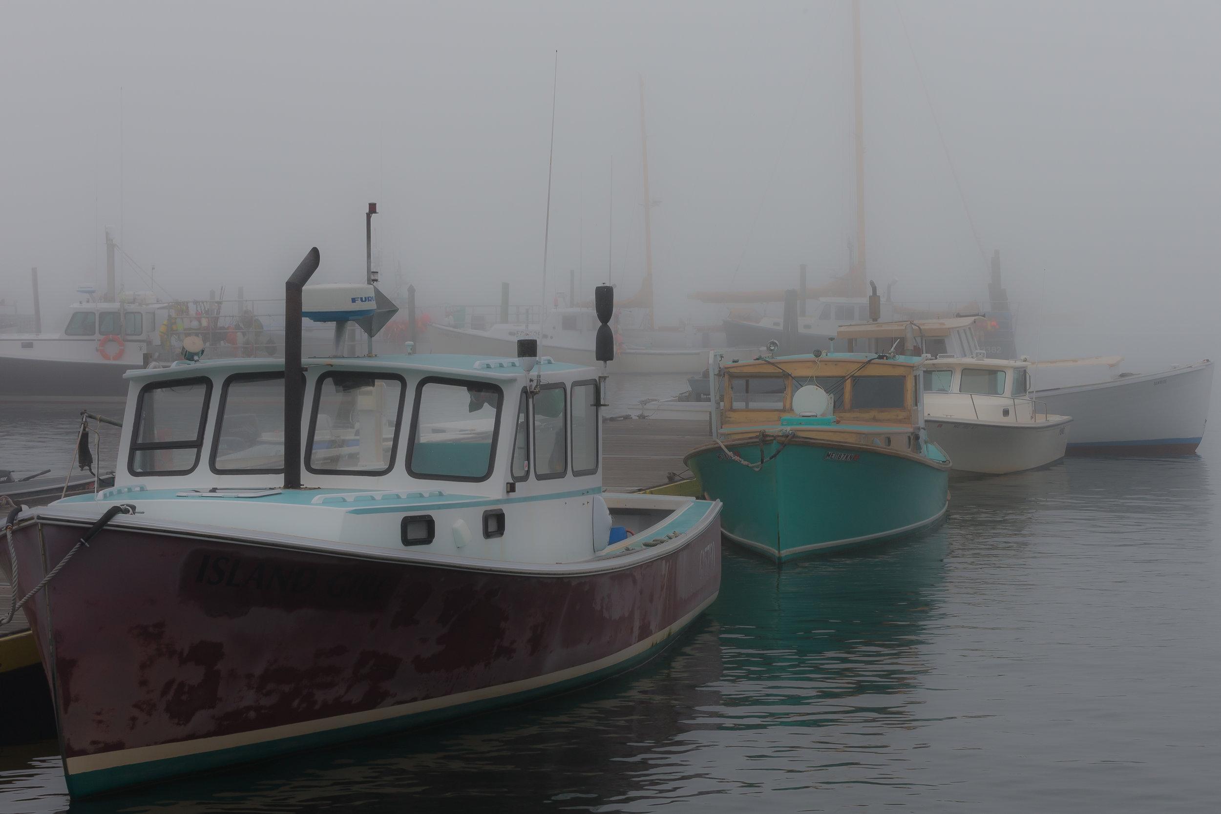 Northeast Harbor Bows
