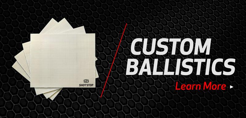 Duritium® Custom Ballistics Solutions