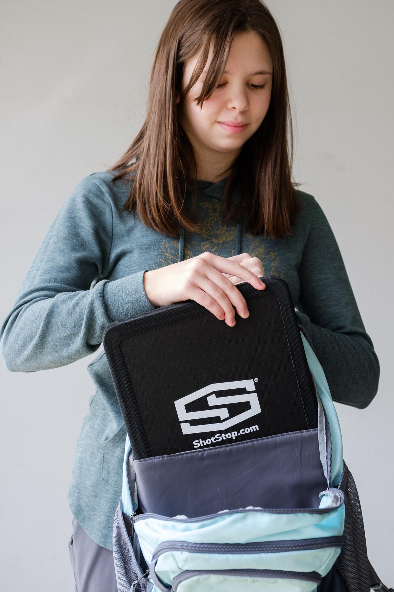 bulletproof backpack insert