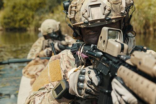 ShotStop solider wearing armor.jpg