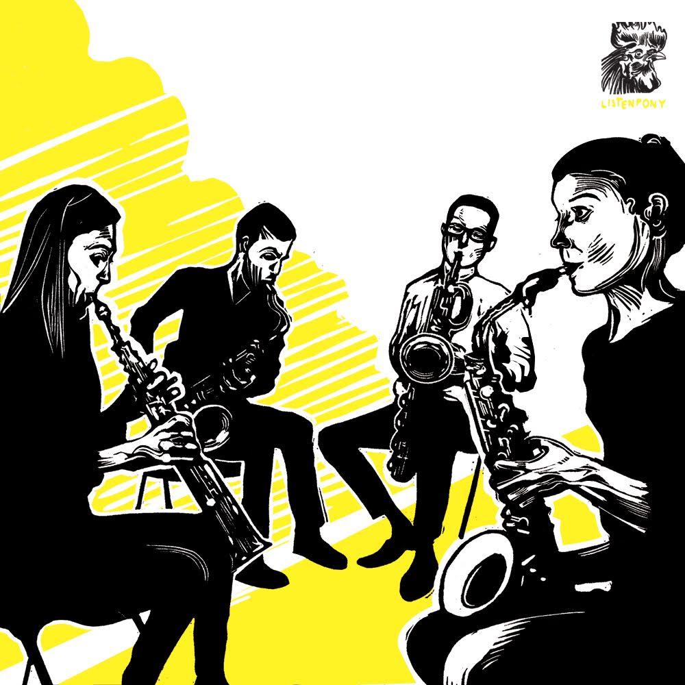 Live at Listenpony: Laefer Quartet - EPAvailable on iTunes Here -