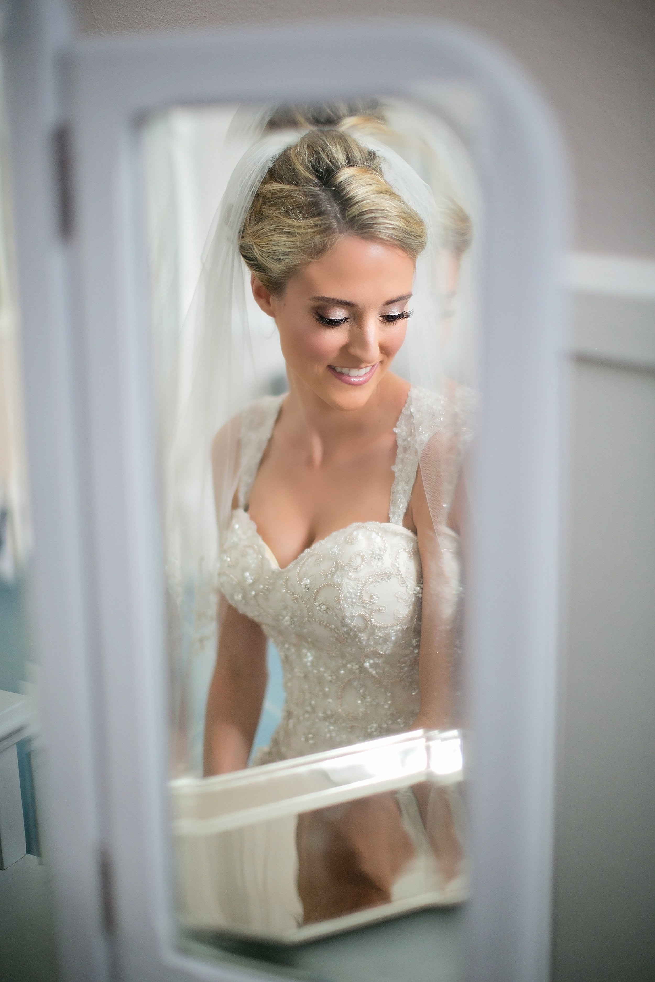 Jill is WONDERFUL at making you feel like a princess on your special wedding day!! Our wedding was in July and she made our bridesmaids look stunning on that hot summer day. She is very professional and gives great beauty advice for all the makeup lovers like myself! I HIGHLY recommend her for your big day, but move quickly she books fast!!    -Laine