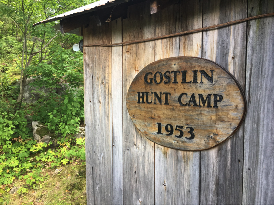 Gostlin Hunt Camp 1953