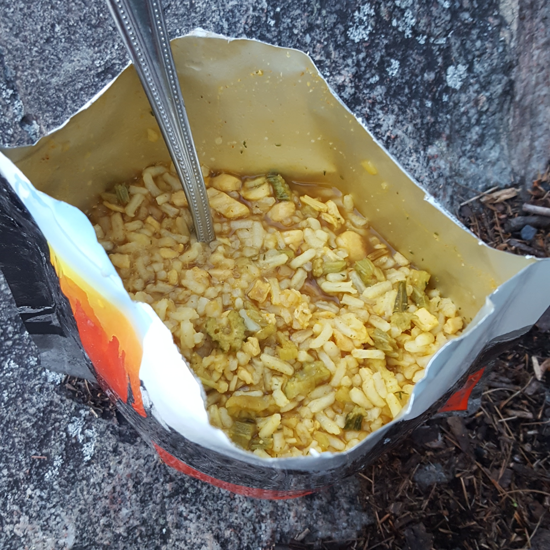 Dehydrated Meal Review Backpackers Pantry Alpine Aire Northern Scavenger