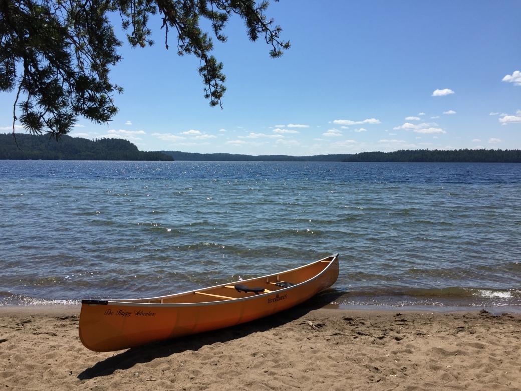 Ferguson Bay - Lake Temagami