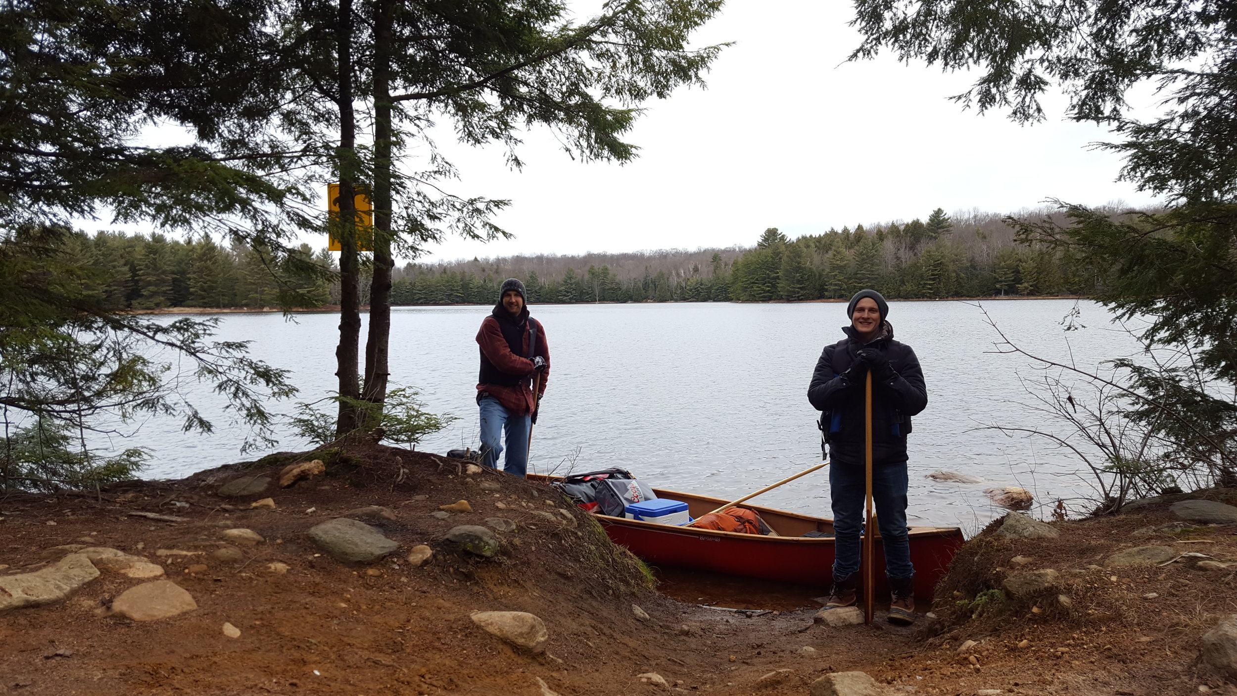 Bottle Lake Launch - Kawartha Highlands