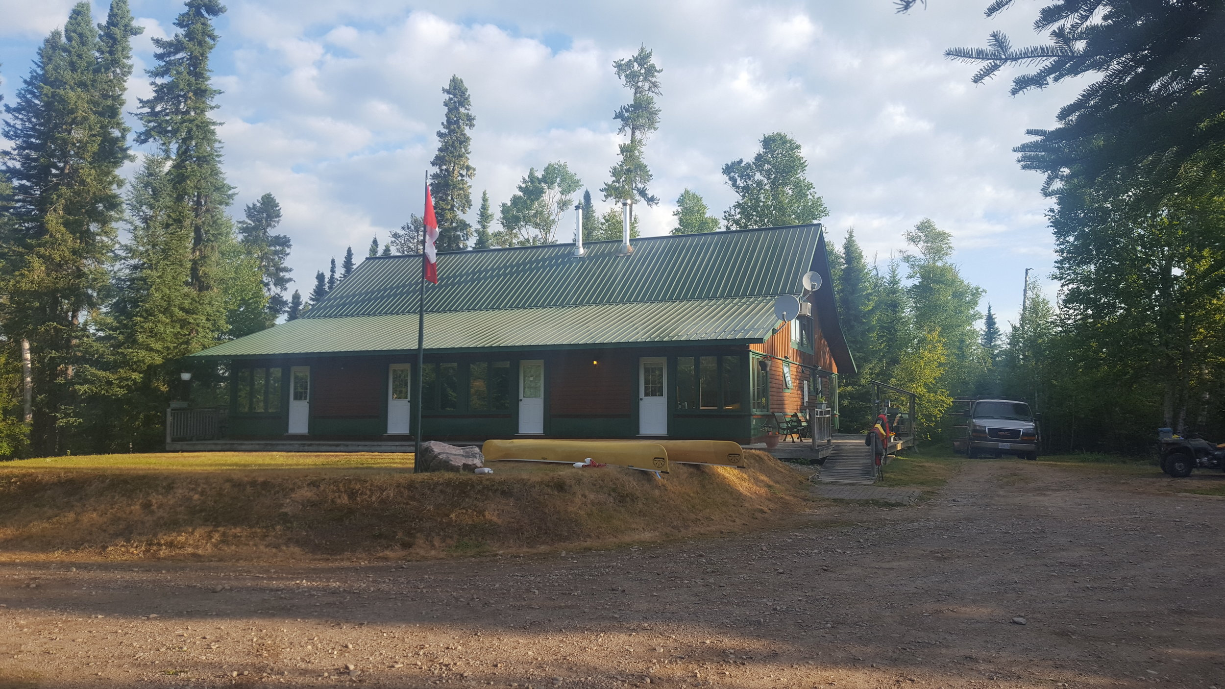 Wabakimi Fishing & Canoeing Outfitters