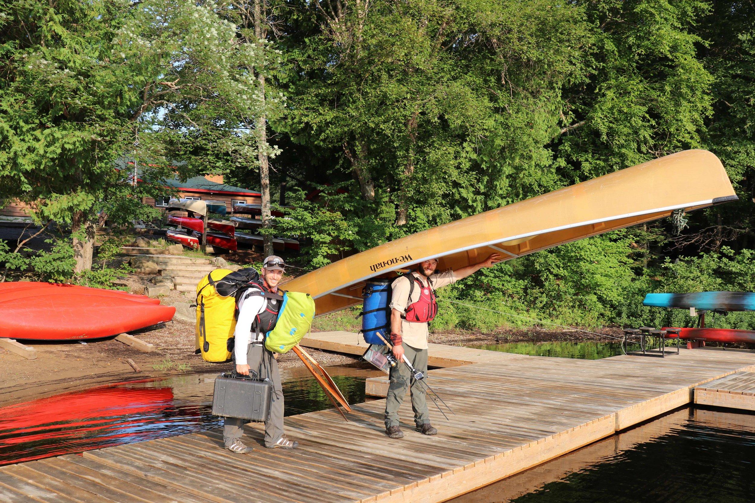 Trip Complete, The Meanest Link - Algonquin Park