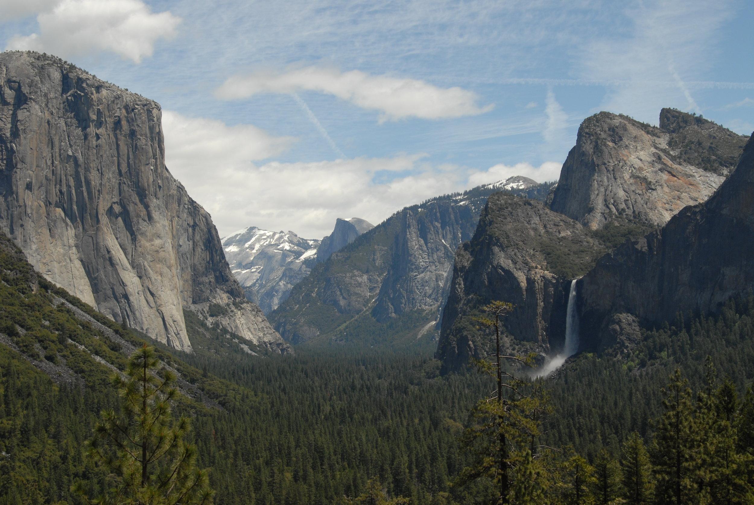 Infamous Yosemite National Park!
