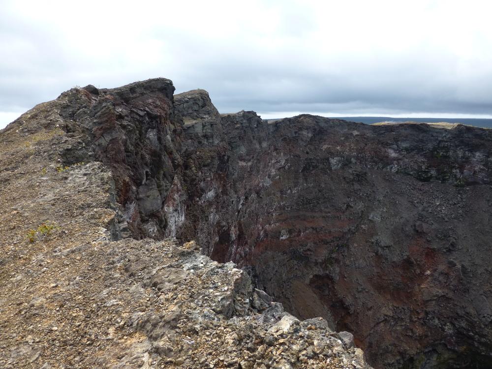 Mauna Ulu Lava Shield, Volcanoes National Park