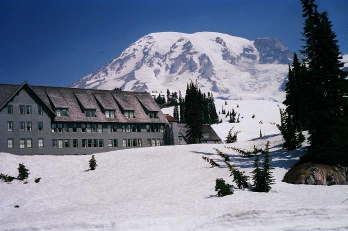 Historic Paradise Lodge, Mt Rainer National Park