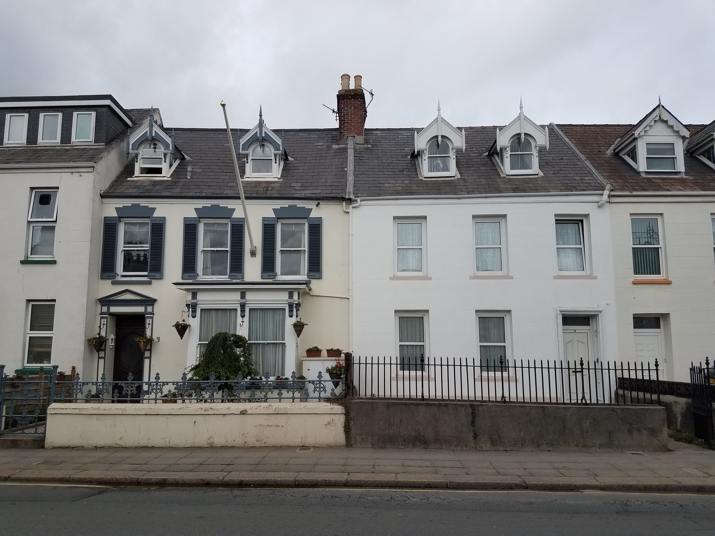 5 Rough Bouillon Street, St Helier