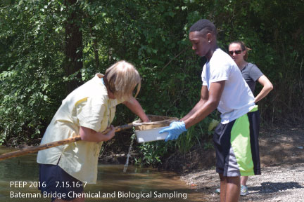 PEEP Chemical and Biological Sampling 7/15/16