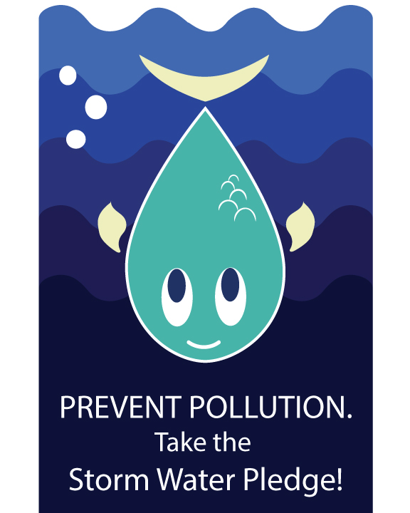 Prevent pollution - Take the Storm Water Pledge.jpg