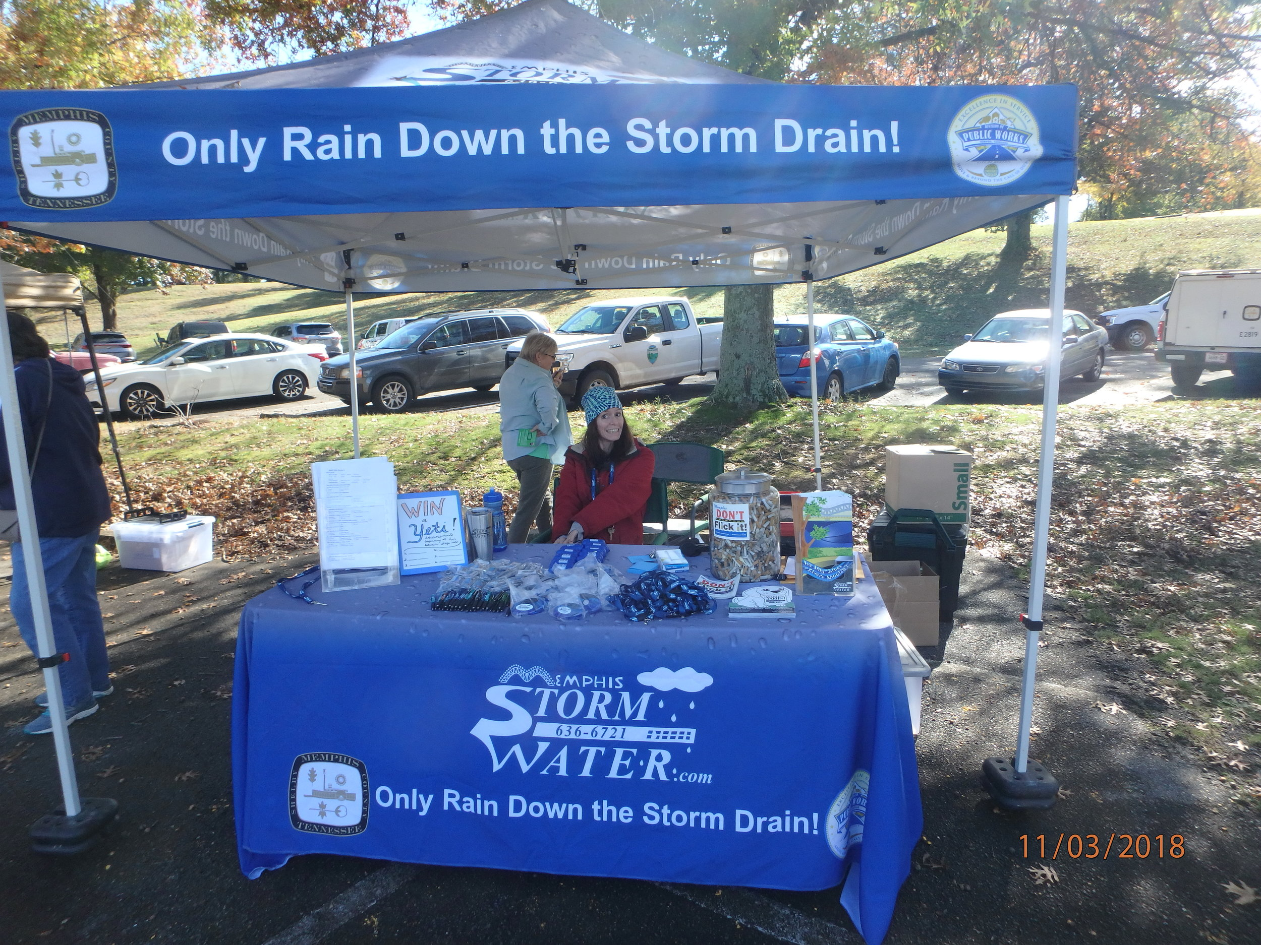 2018 GreenFest- Memphis Storm Water