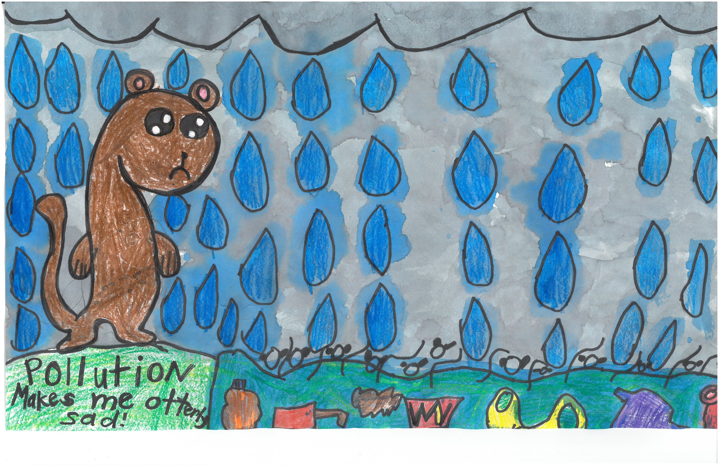 Morgan B.- 2nd grade at Idlewild Elementary
