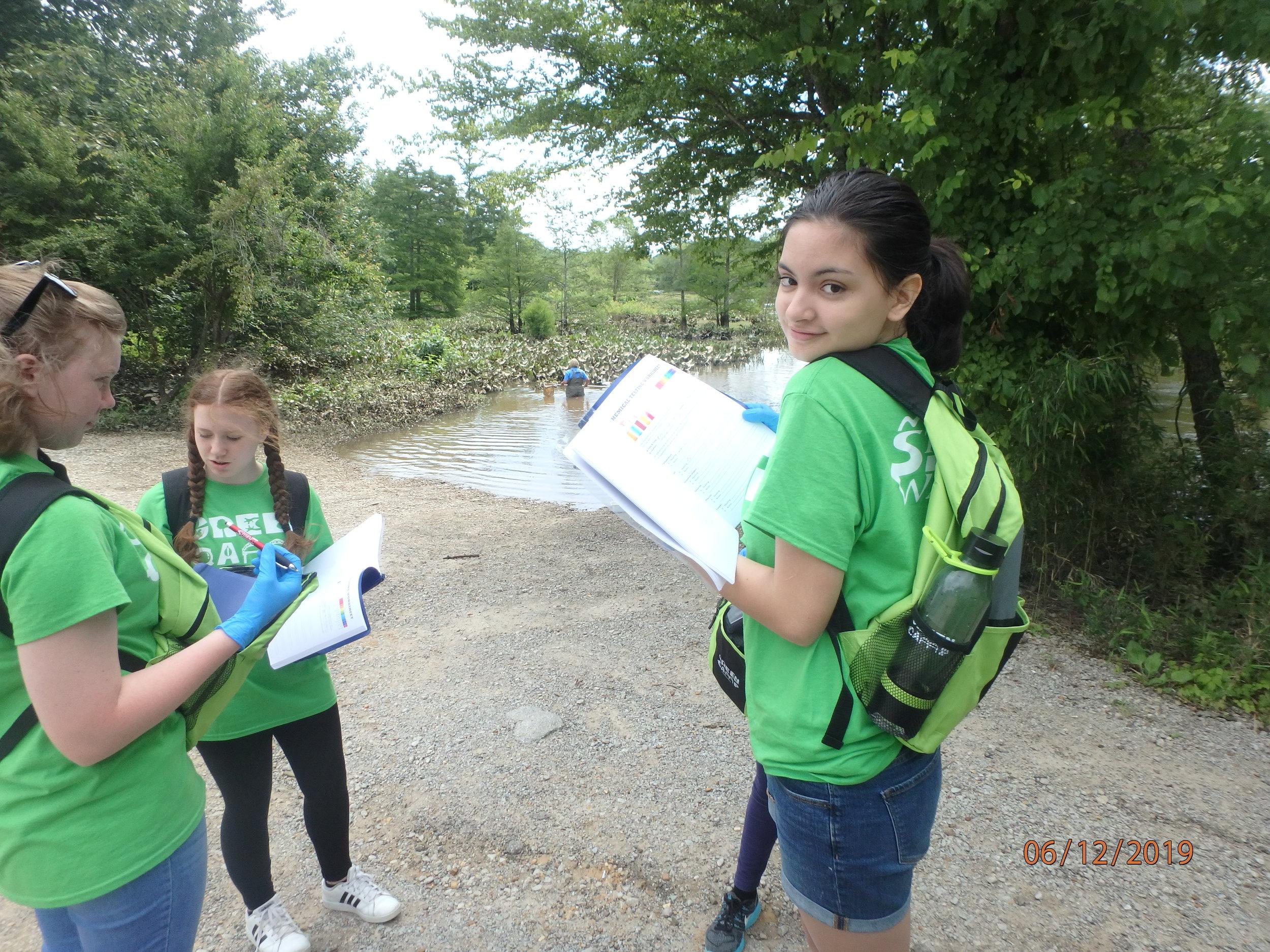 Day 3: Bateman Bridge, Rural Waterbody Assessment