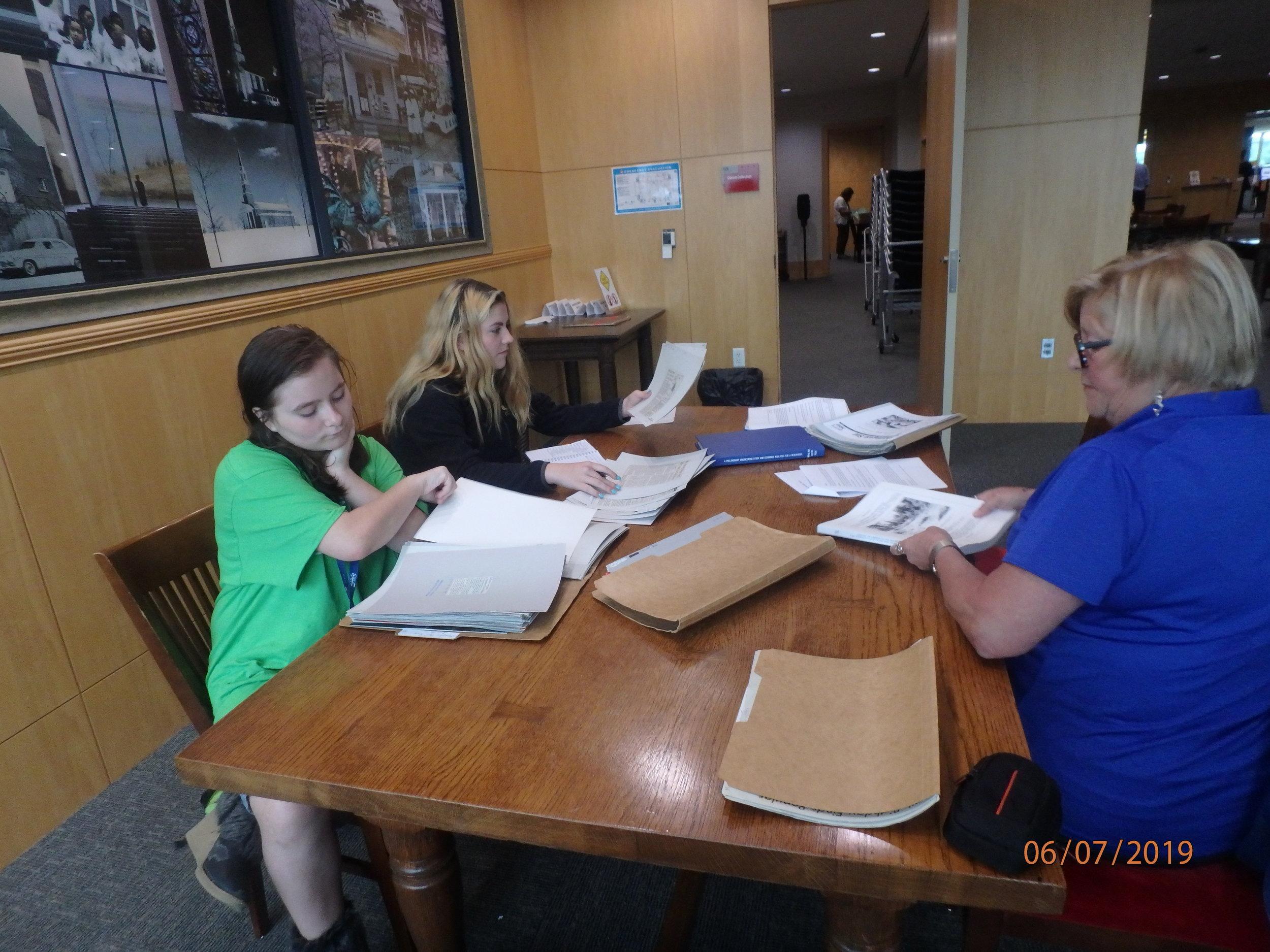 Day 5: Benjamin Hooks Library